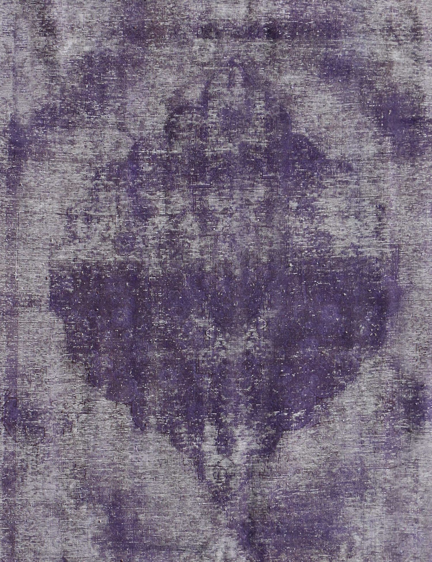 Vintagetæppe  lilla <br/>376 x 278 cm