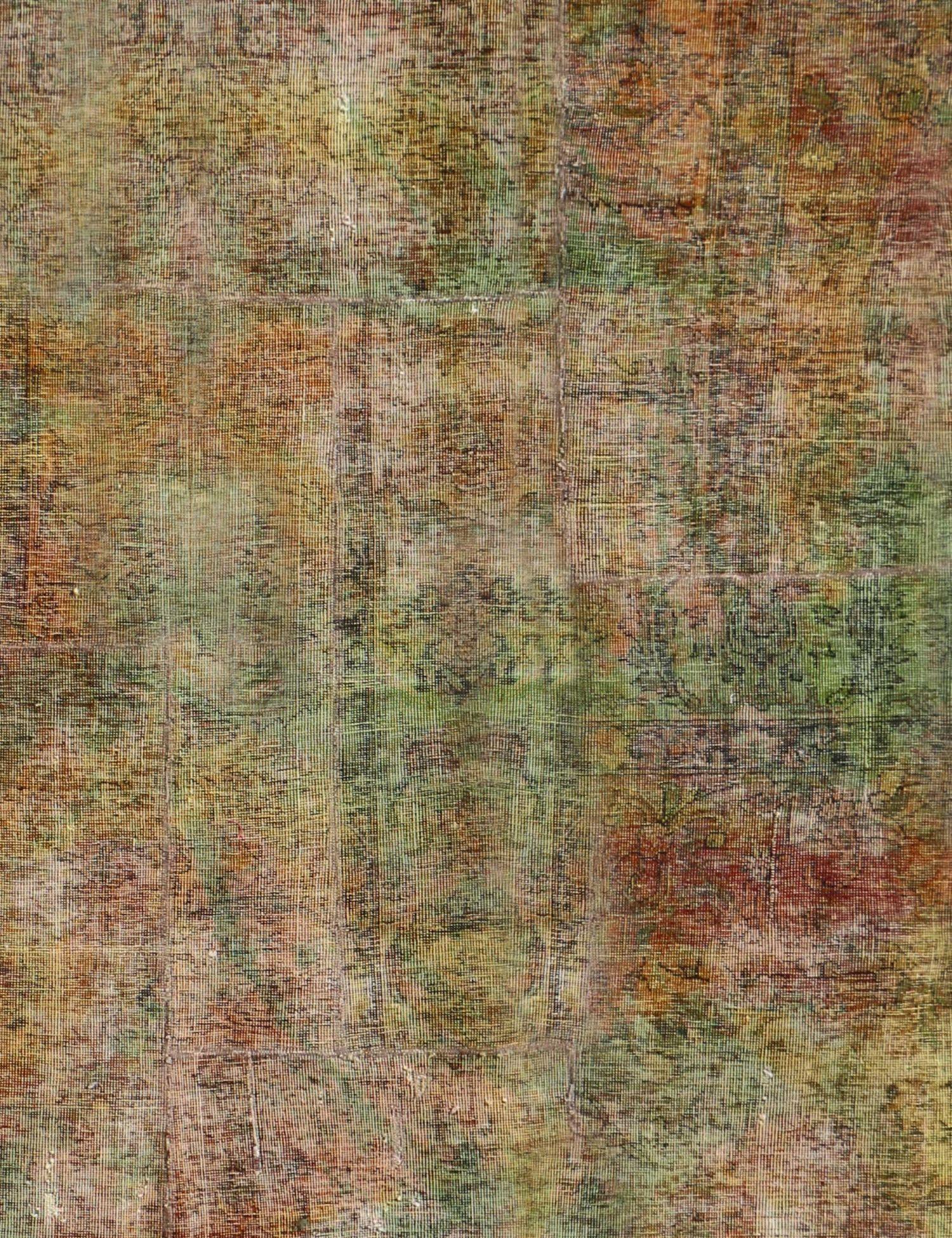 Persisk Vintagetæppe  gul <br/>280 x 200 cm