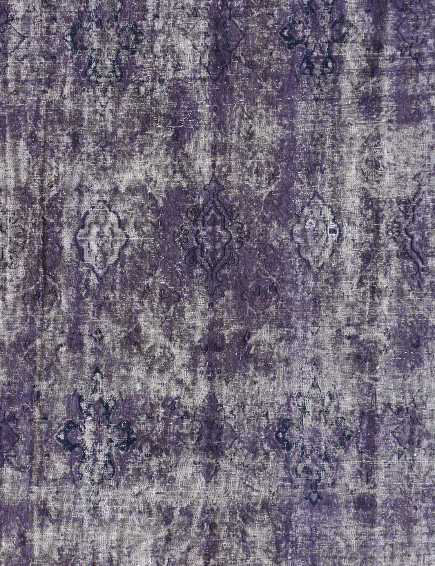 Perzisch Vintage Tapijt  purper <br/>356 x 264 cm