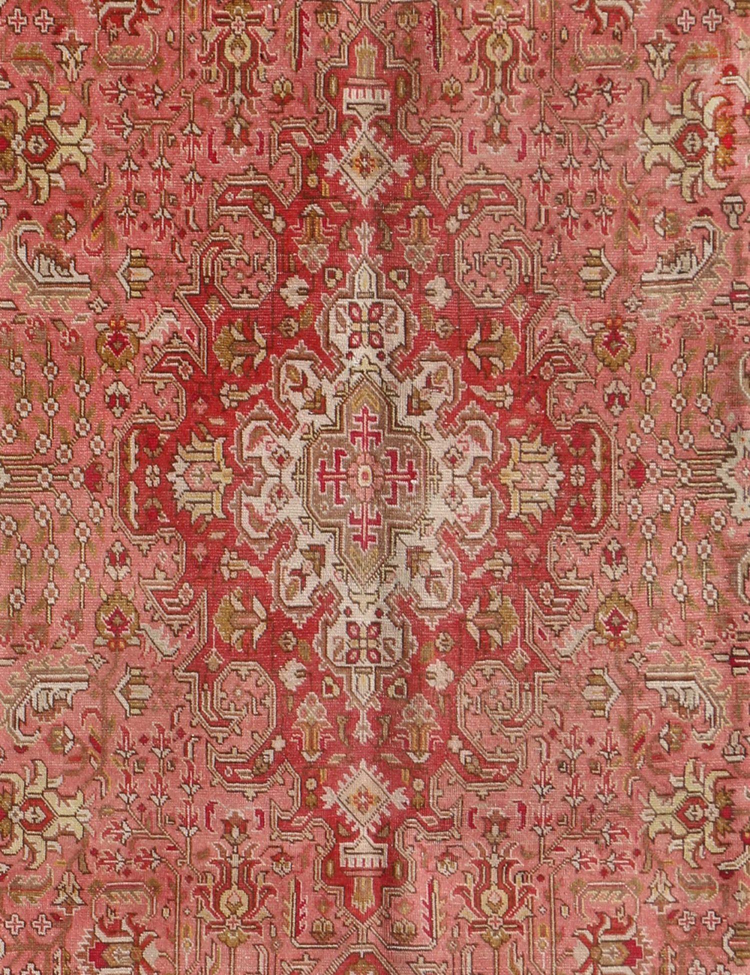 Vintage Teppich  rosa <br/>290 x 192 cm