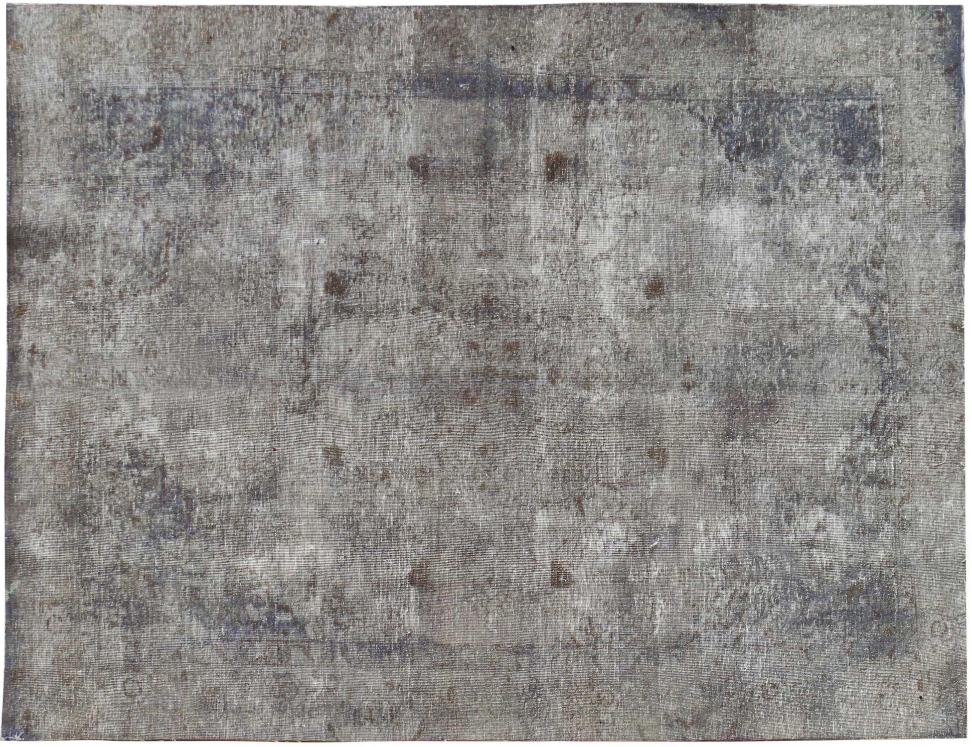 Vintage Tapijt  blauw <br/>282 x 190 cm