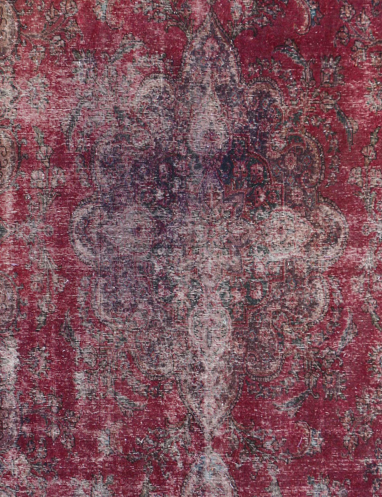 Persisk Vintagetæppe  lilla <br/>323 x 210 cm