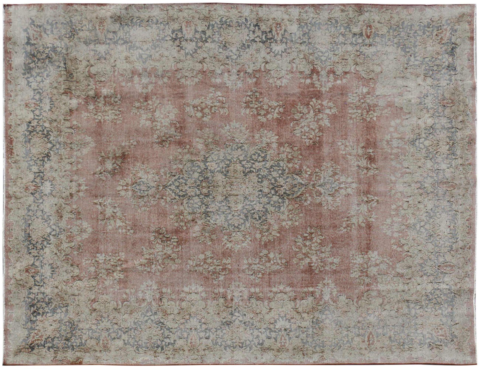 Persisk Vintagetæppe  beige <br/>413 x 294 cm