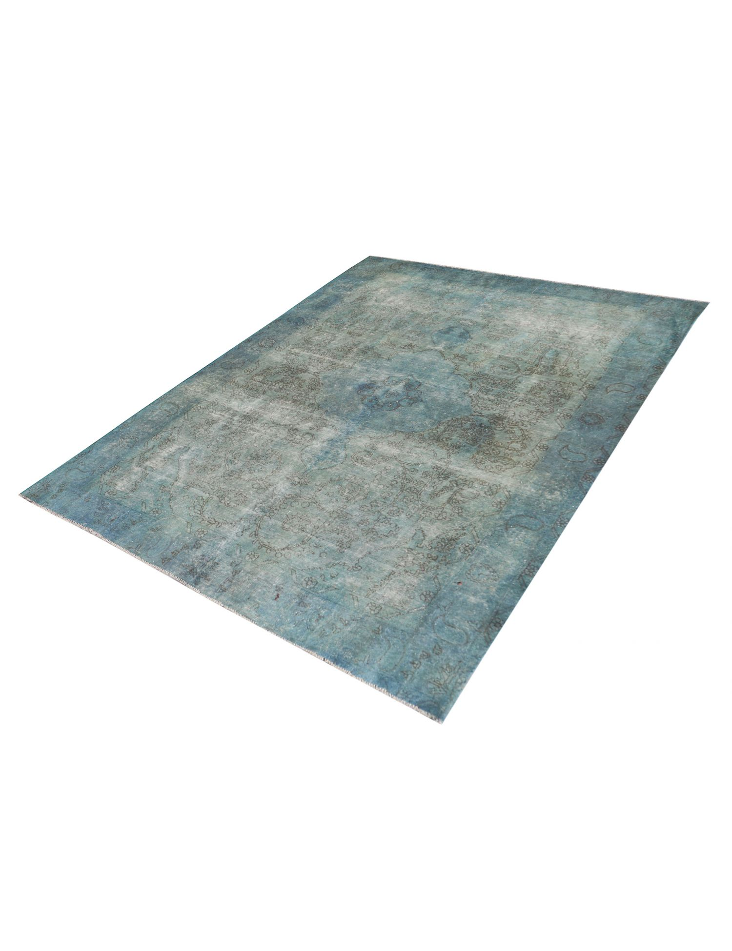 Tappeto Vintage  blu <br/>270 x 197 cm