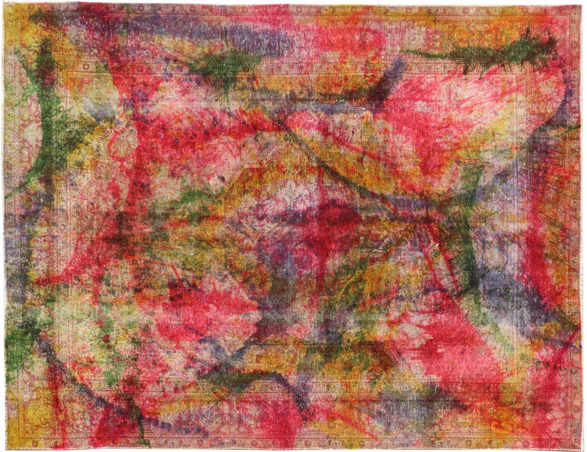 Tappeto Vintage  multi colore <br/>283 x 197 cm