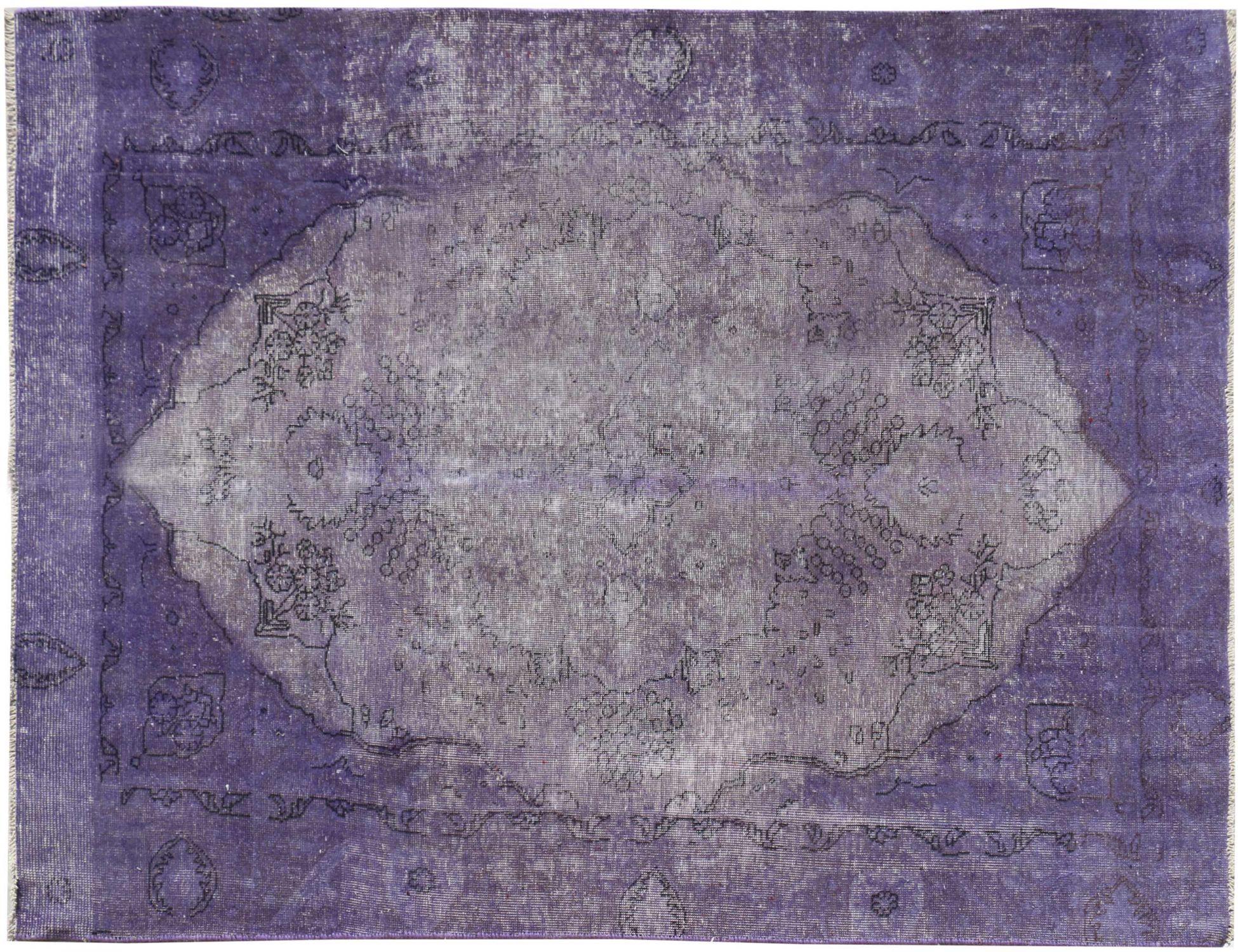 Vintage Carpet  purple  <br/>270 x 176 cm