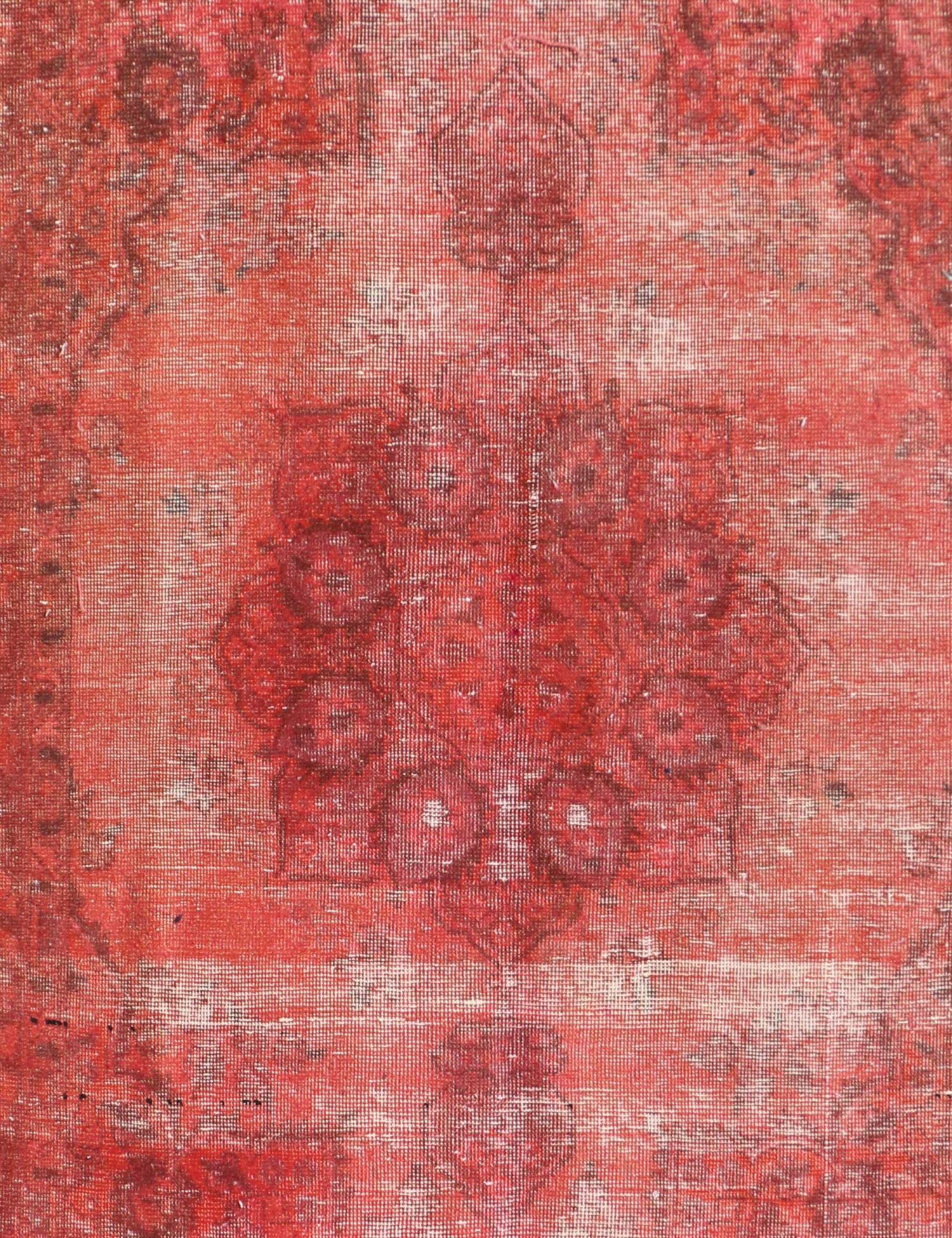 Vintagetæppe  rød <br/>196 x 124 cm