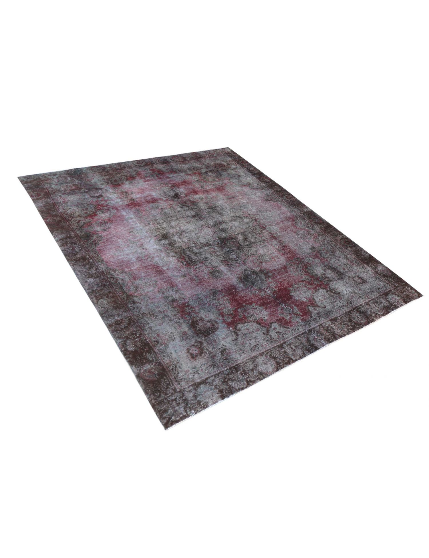Vintage Teppich  lila <br/>353 x 261 cm