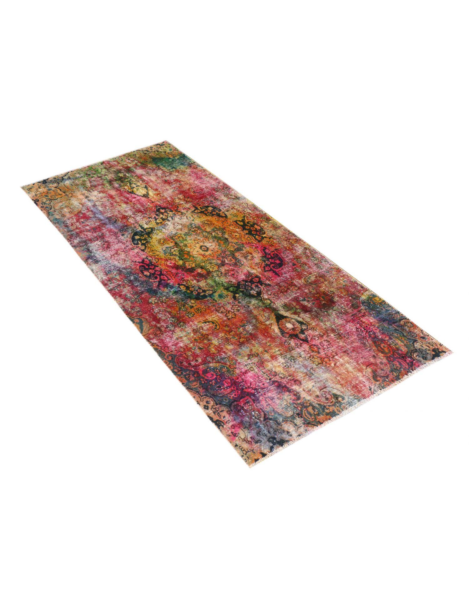 Persisk Vintagetæppe  multifarvet <br/>232 x 136 cm