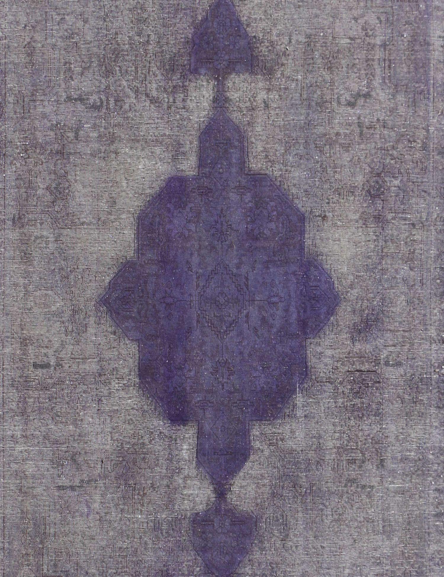 Persisk Vintagetæppe  lilla <br/>339 x 240 cm