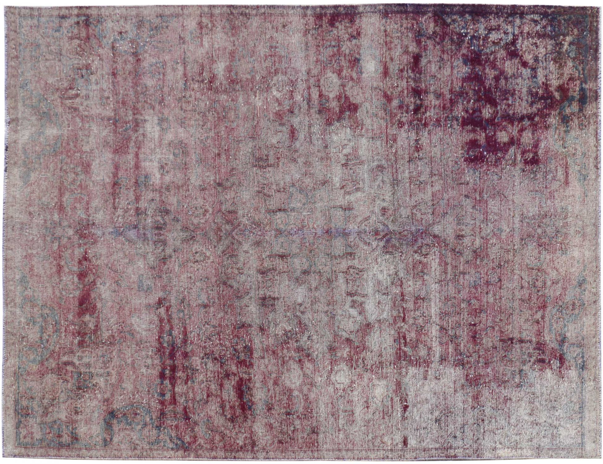 Tappeto Vintage  viola <br/>296 x 193 cm
