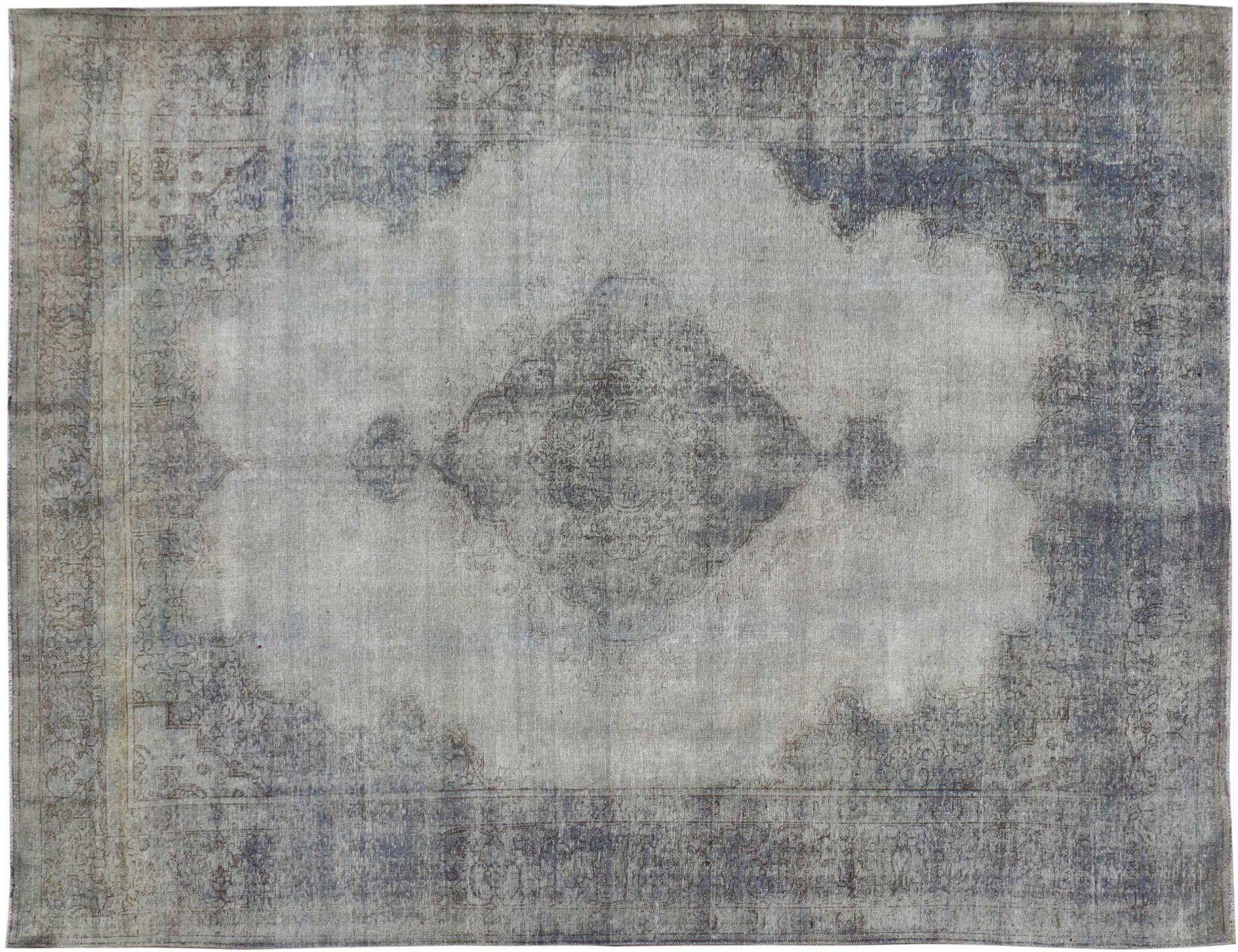 Persisk Vintagetæppe  blå <br/>460 x 306 cm