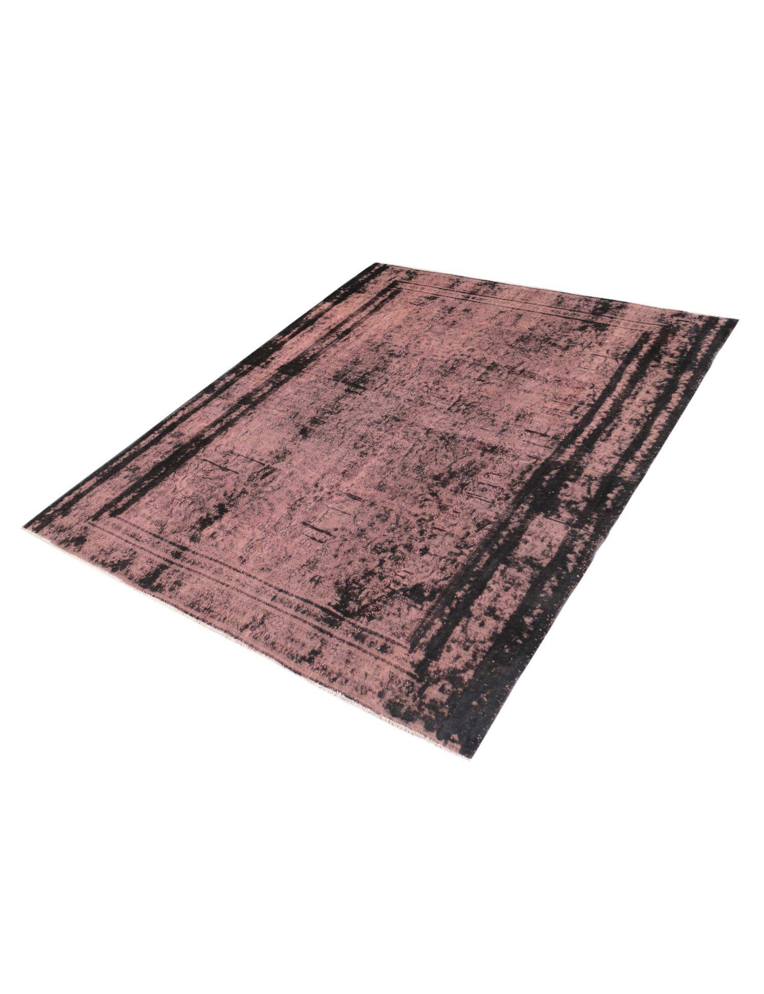 Vintagetæppe  sort <br/>353 x 282 cm