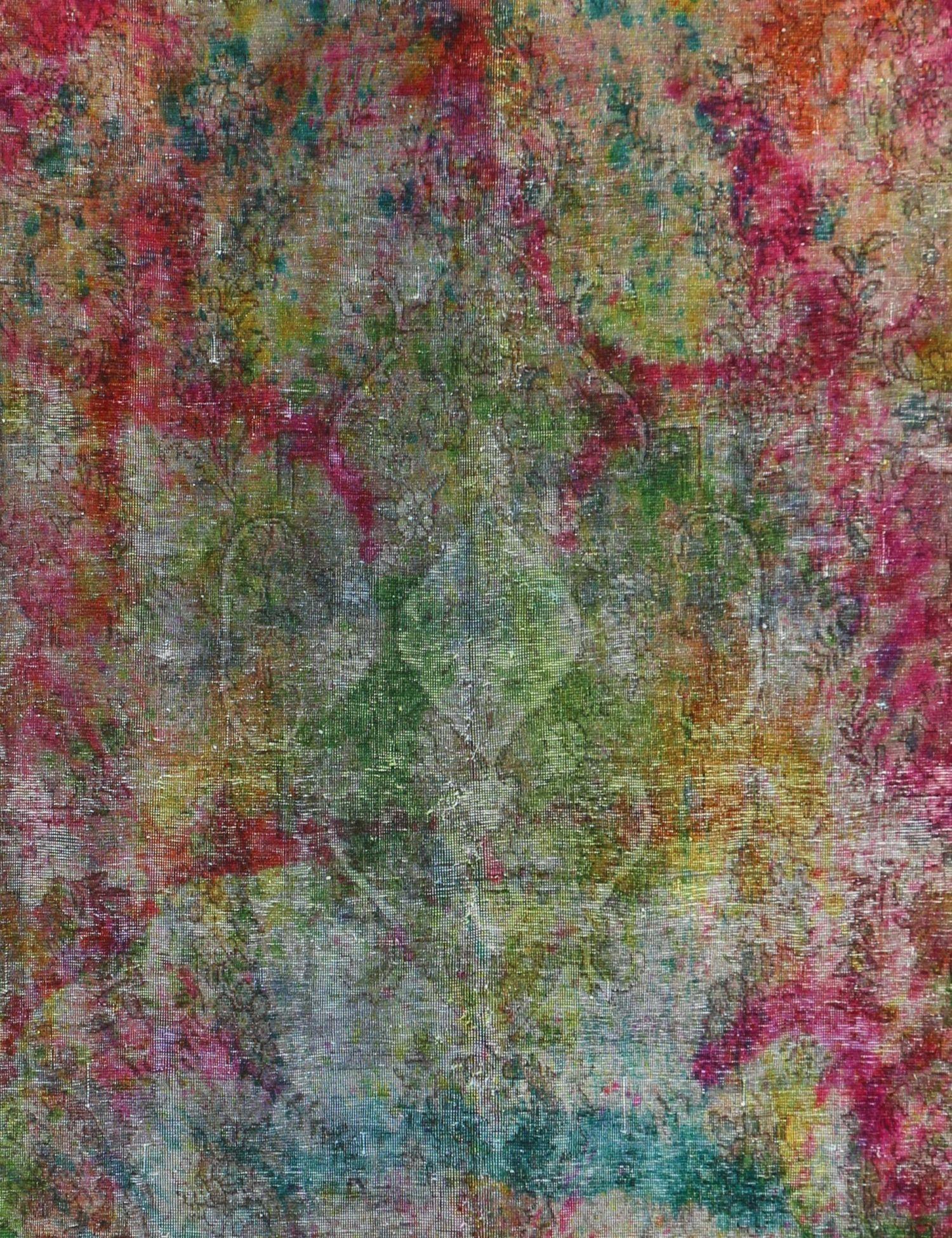 Tappeto Vintage  multi colore <br/>354 x 257 cm