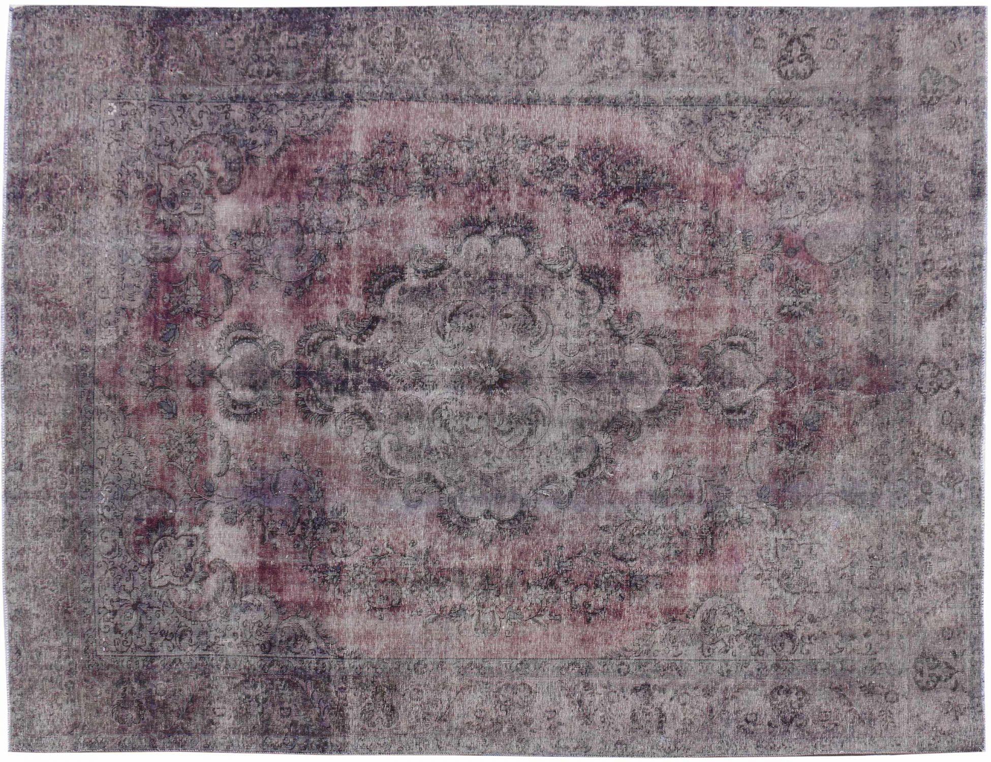 Vintage Teppich  lila <br/>390 x 285 cm