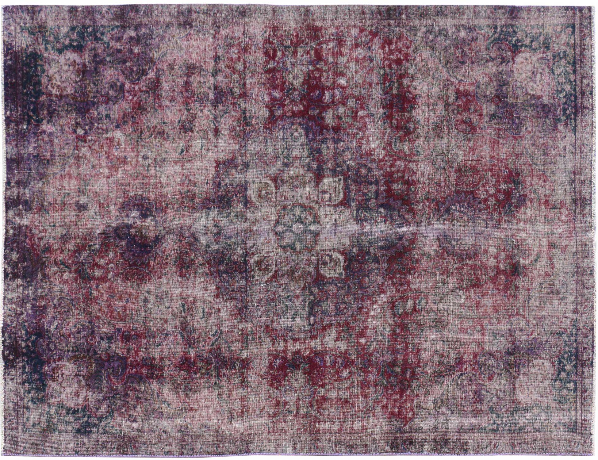 Persisk Vintagetæppe  lilla <br/>310 x 214 cm