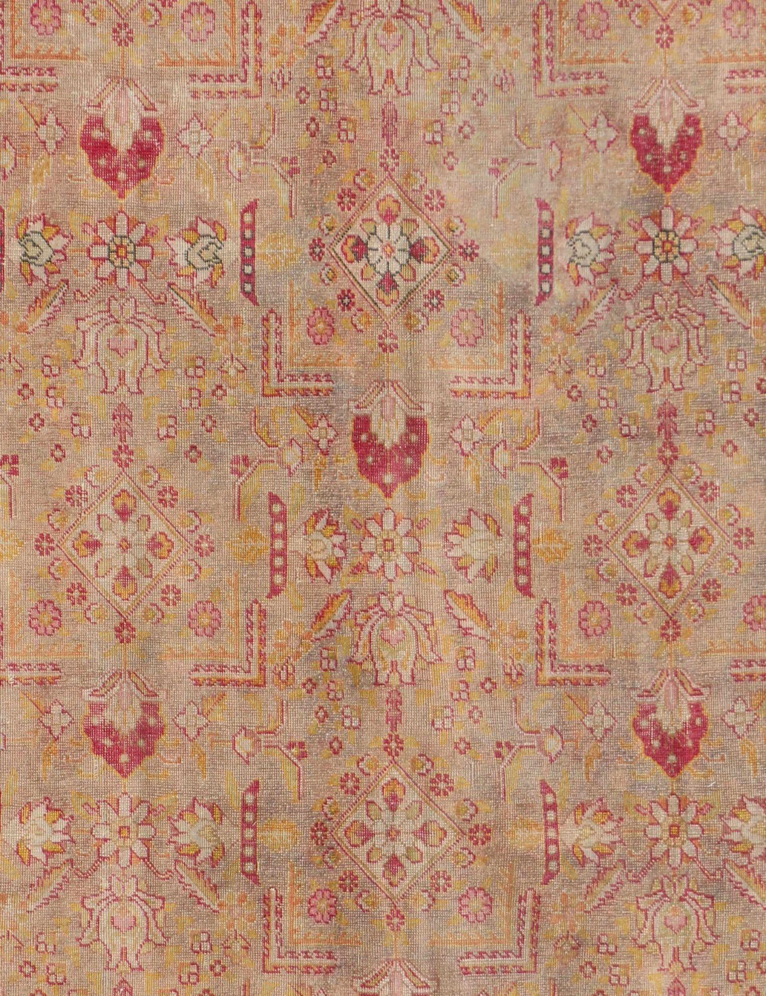 Vintage Teppich  beige <br/>300 x 210 cm