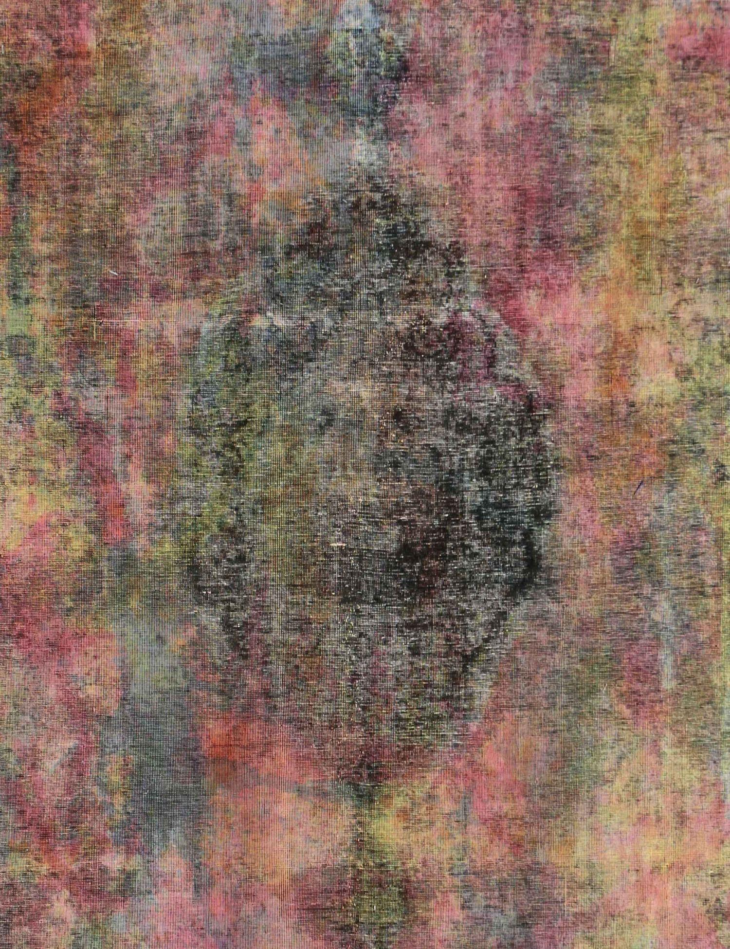 Vintage Teppich  mehrfarbig <br/>345 x 283 cm
