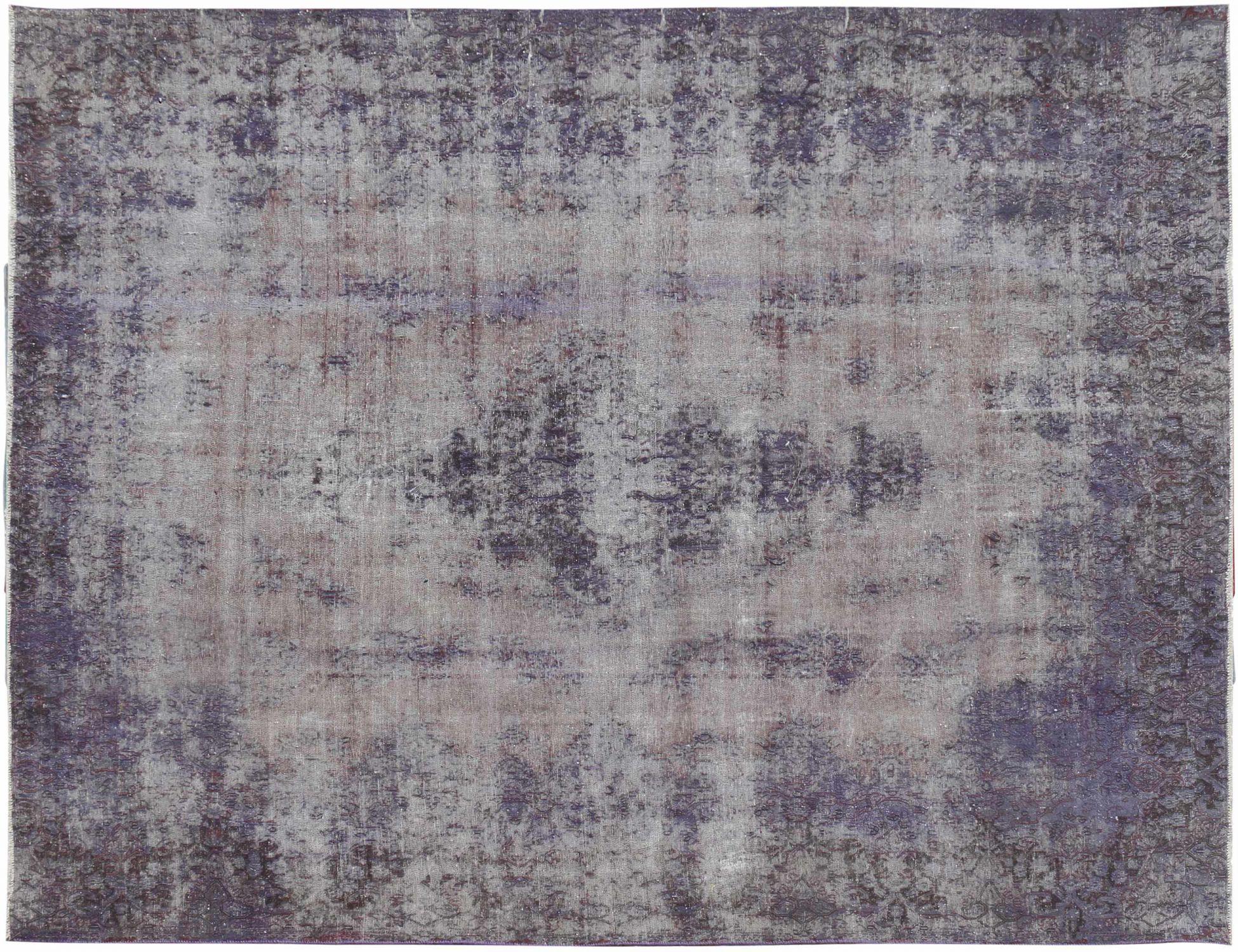 Tappeto Vintage  viola <br/>340 x 286 cm