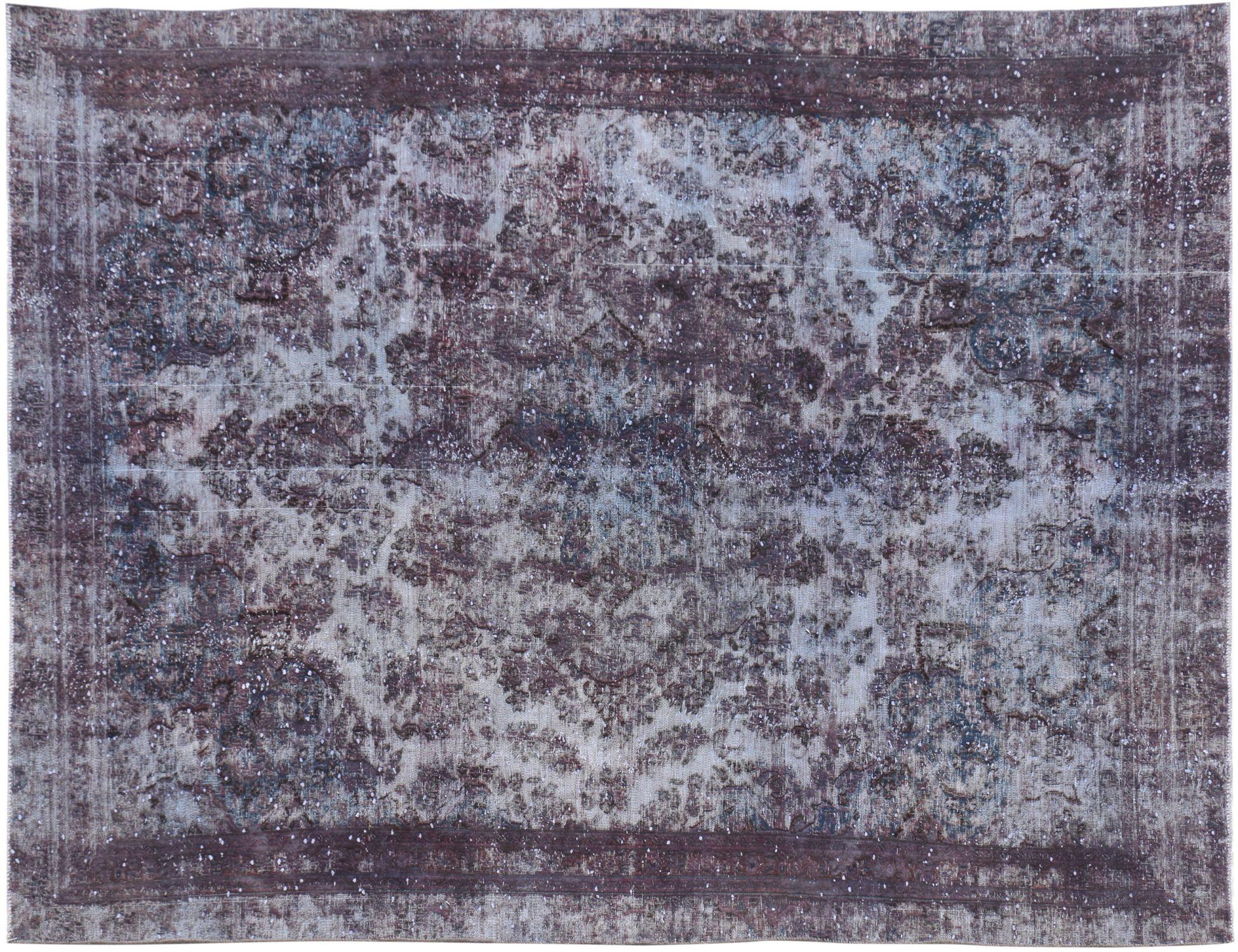 Vintagetæppe  lilla <br/>330 x 230 cm