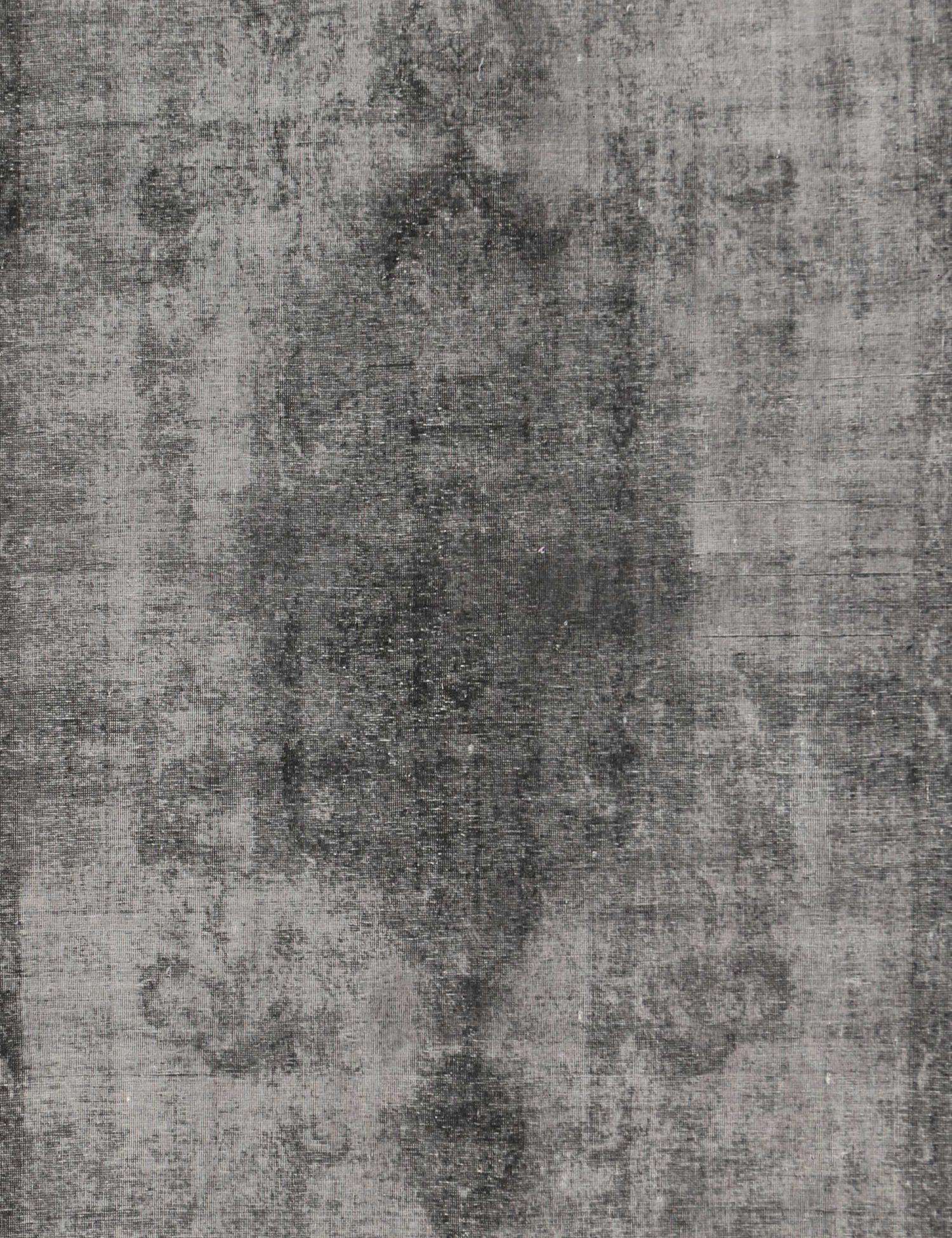 Persisk Vintagetæppe  grå <br/>318 x 241 cm