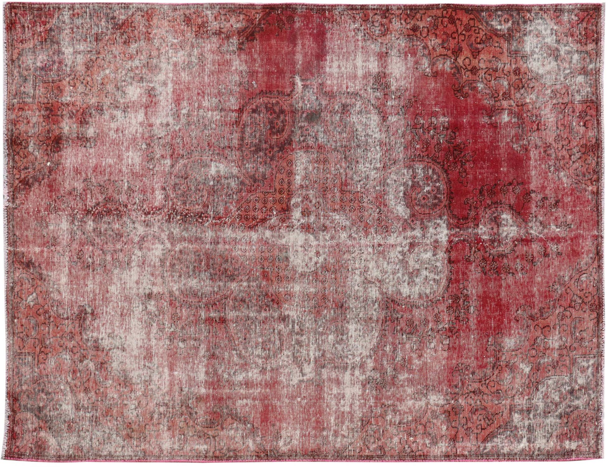 Persian Vintage Carpet  red  <br/>306 x 207 cm