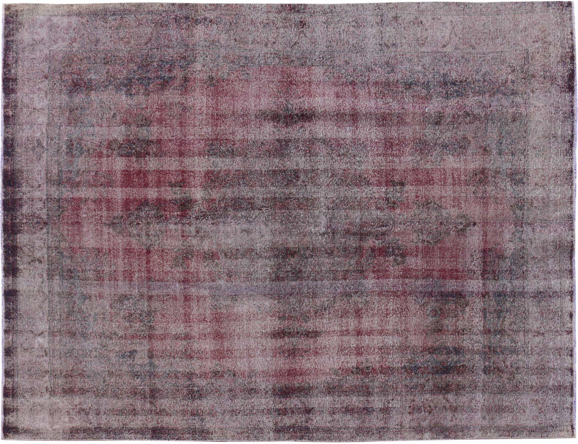 Perzisch Vintage Tapijt  purper <br/>397 x 287 cm