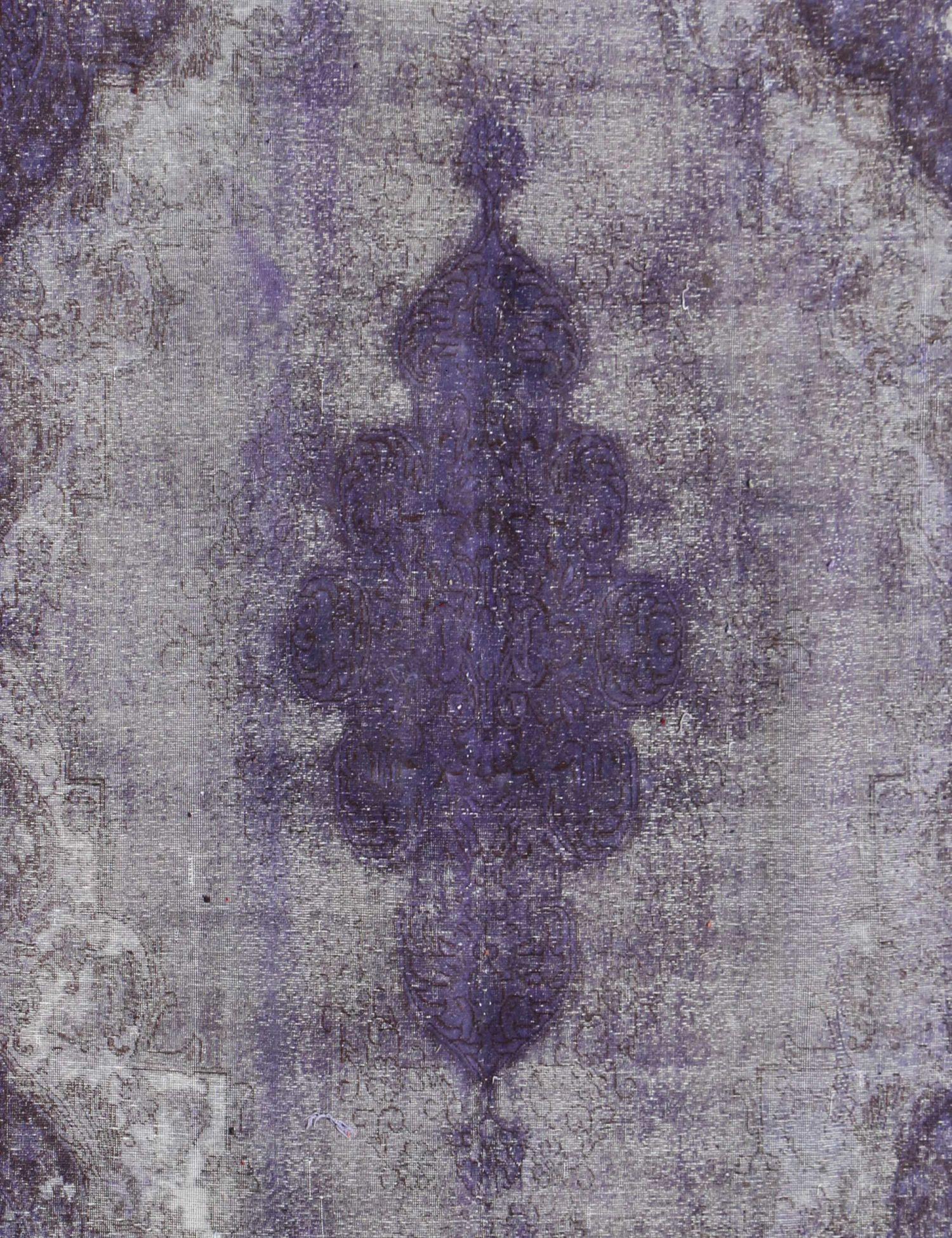 Vintagetæppe  lilla <br/>360 x 293 cm