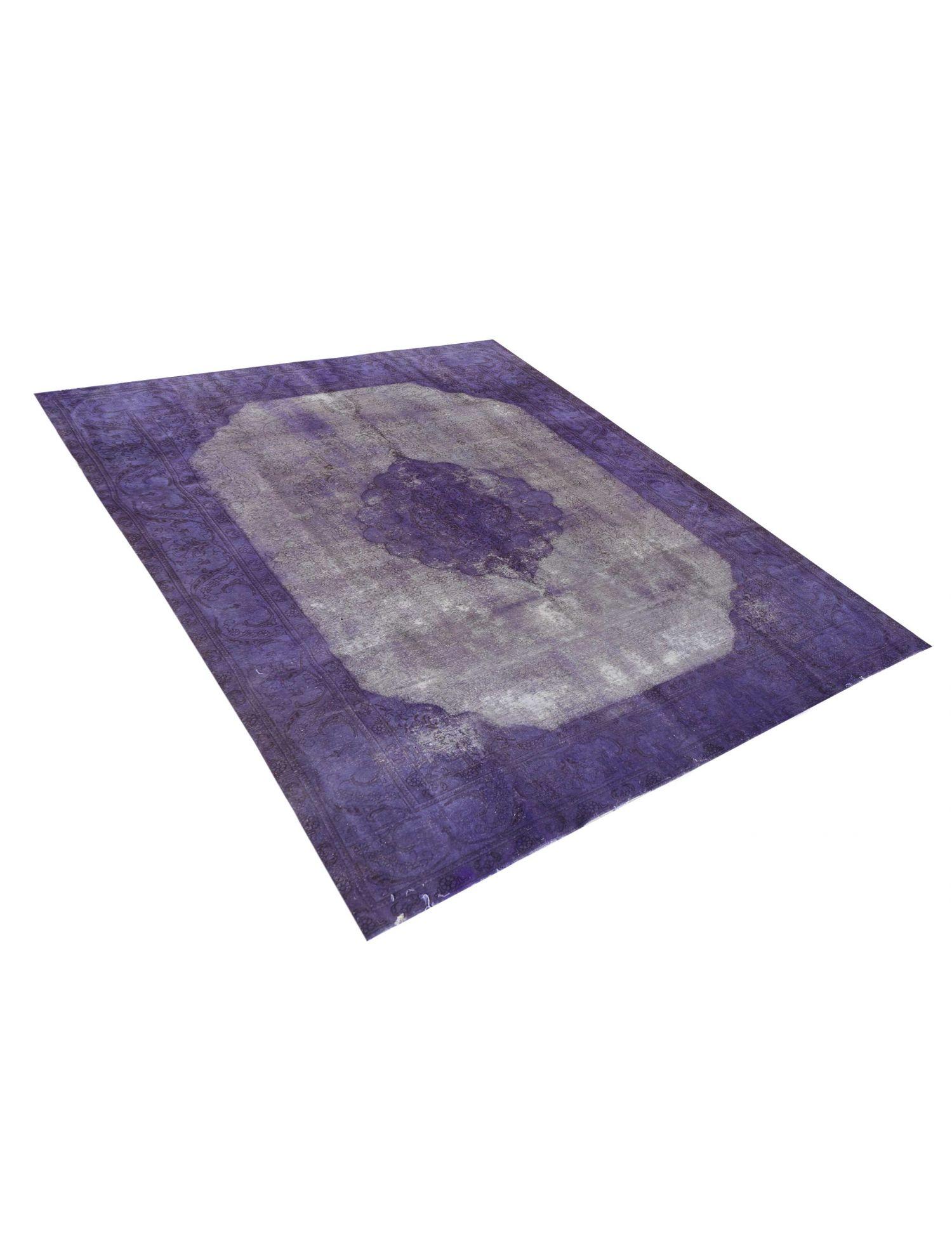 Vintage Teppich  lila <br/>343 x 247 cm