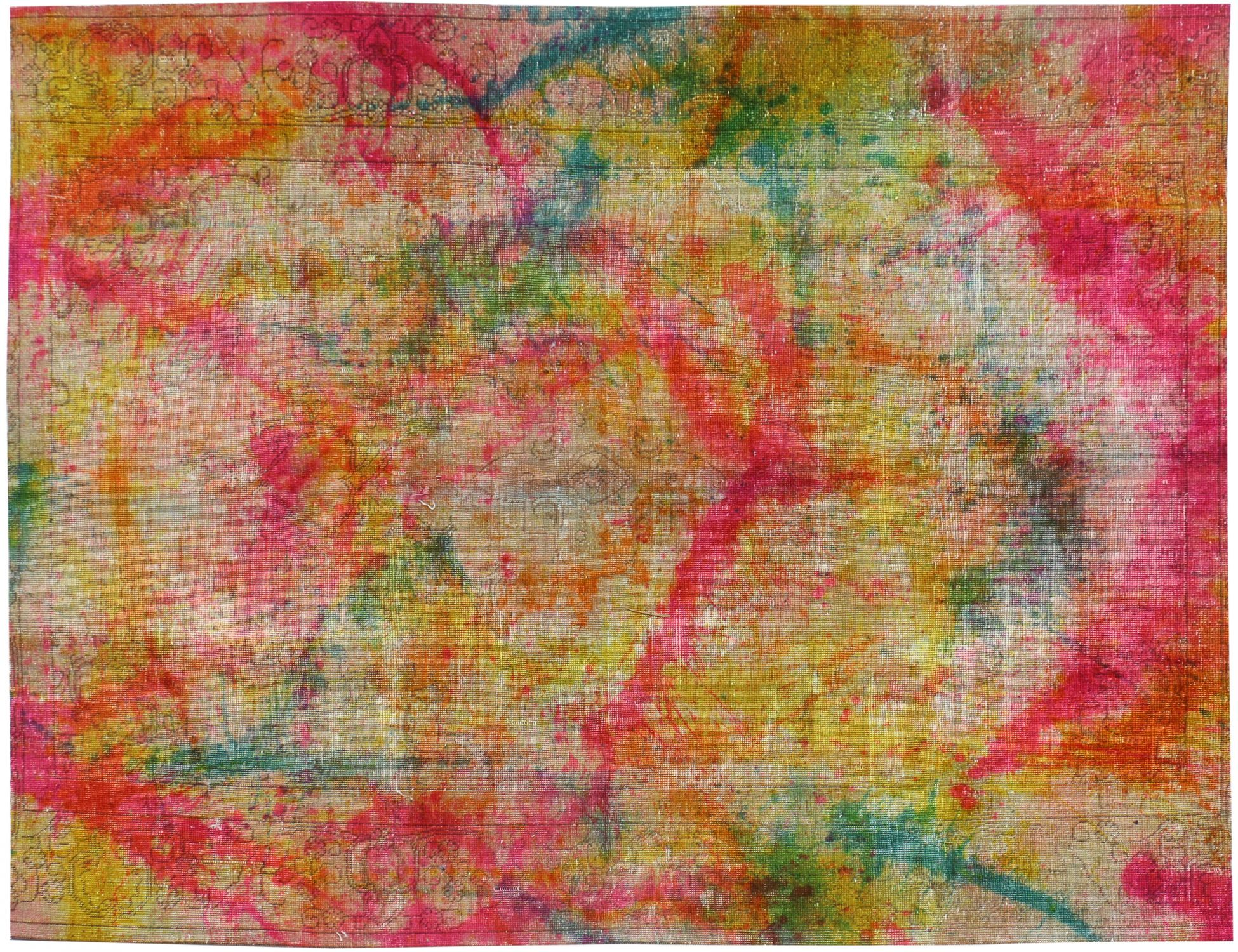 Persian Vintage Carpet  multicolor  <br/>240 x 184 cm