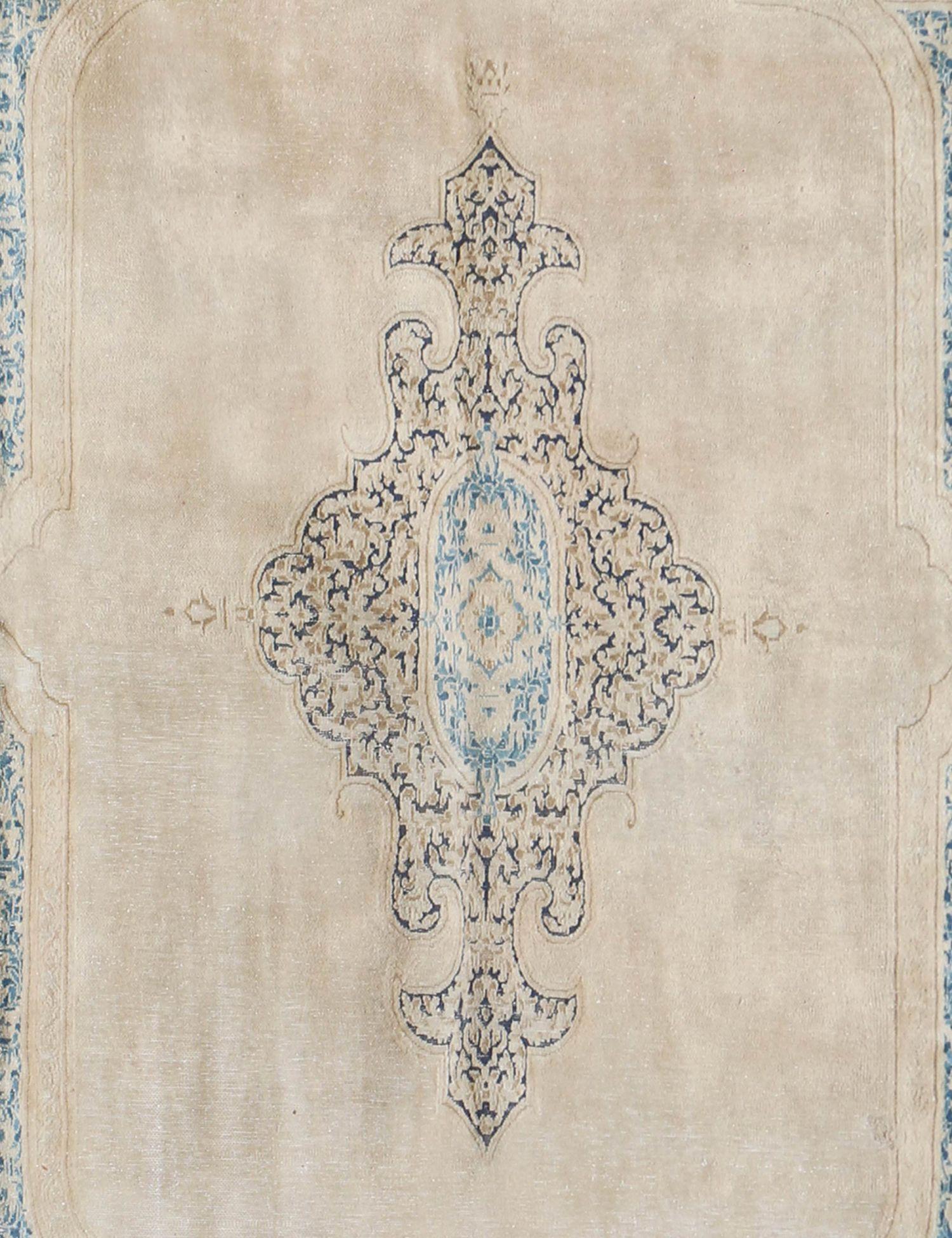 Perzisch Vintage Tapijt  beige <br/>422 x 290 cm