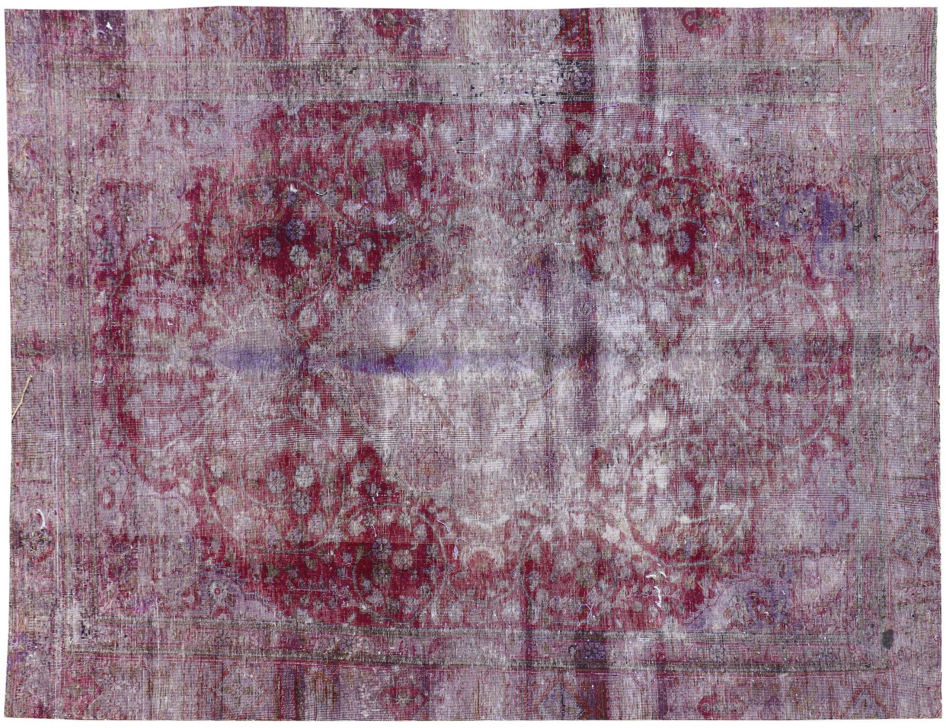 Persischer Vintage Teppich  lila <br/>274 x 190 cm