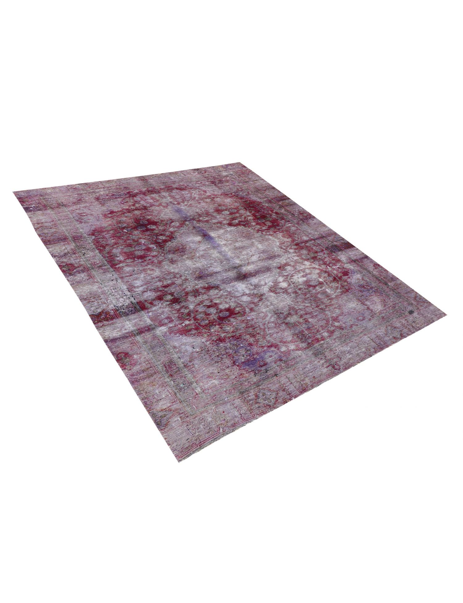 Vintage Carpet  purple  <br/>274 x 190 cm