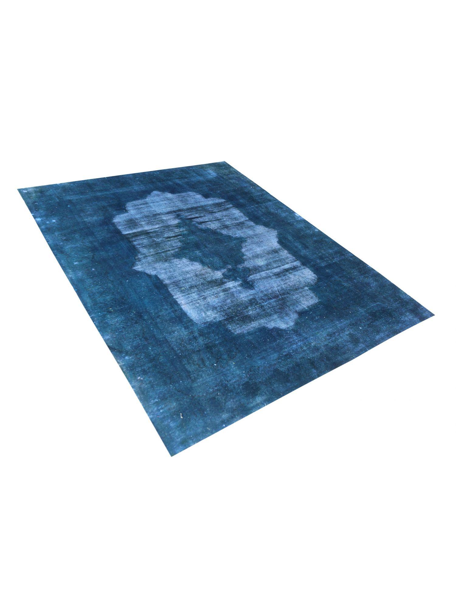 Vintage Teppich  blau <br/>400 x 270 cm
