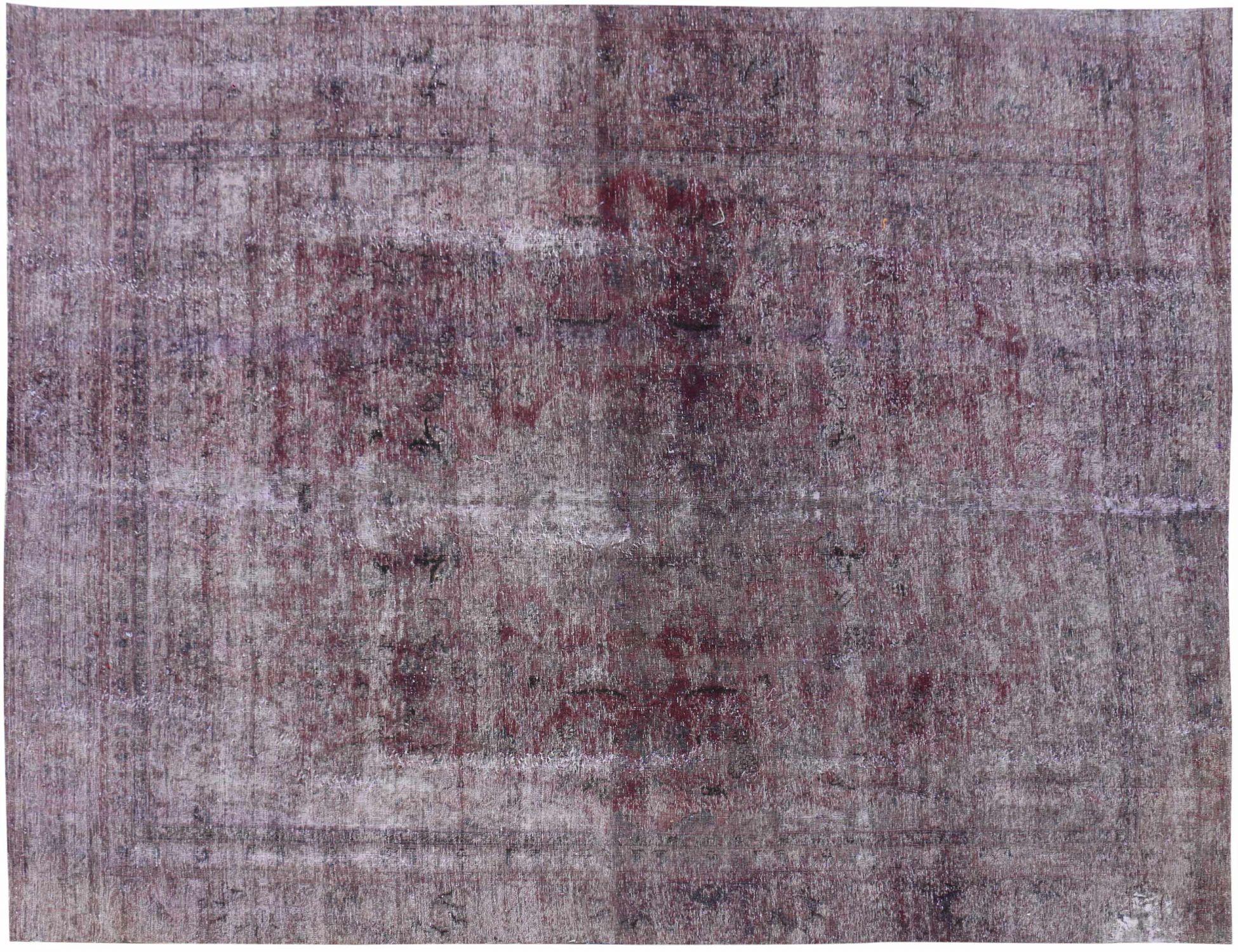 Persischer Vintage Teppich  lila <br/>350 x 267 cm