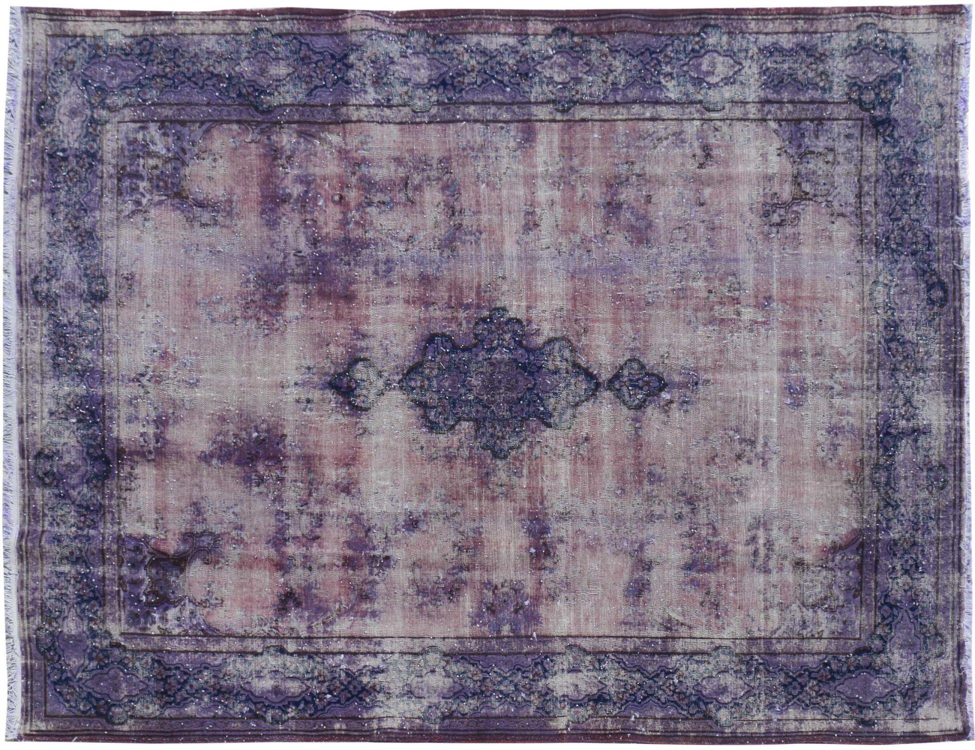 Vintage Carpet  purple  <br/>350 x 265 cm