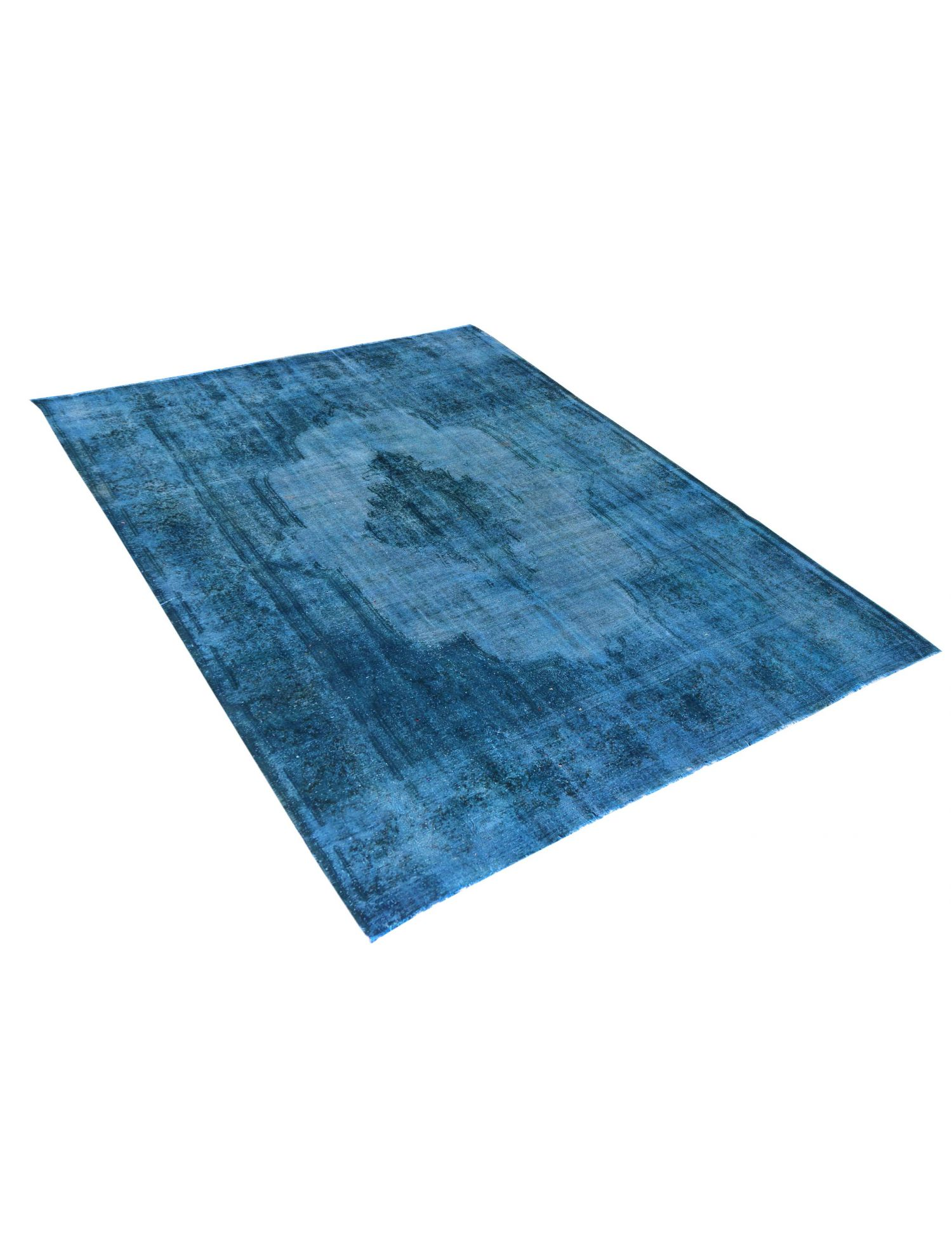 Persisk Vintagetæppe  blå <br/>390 x 294 cm