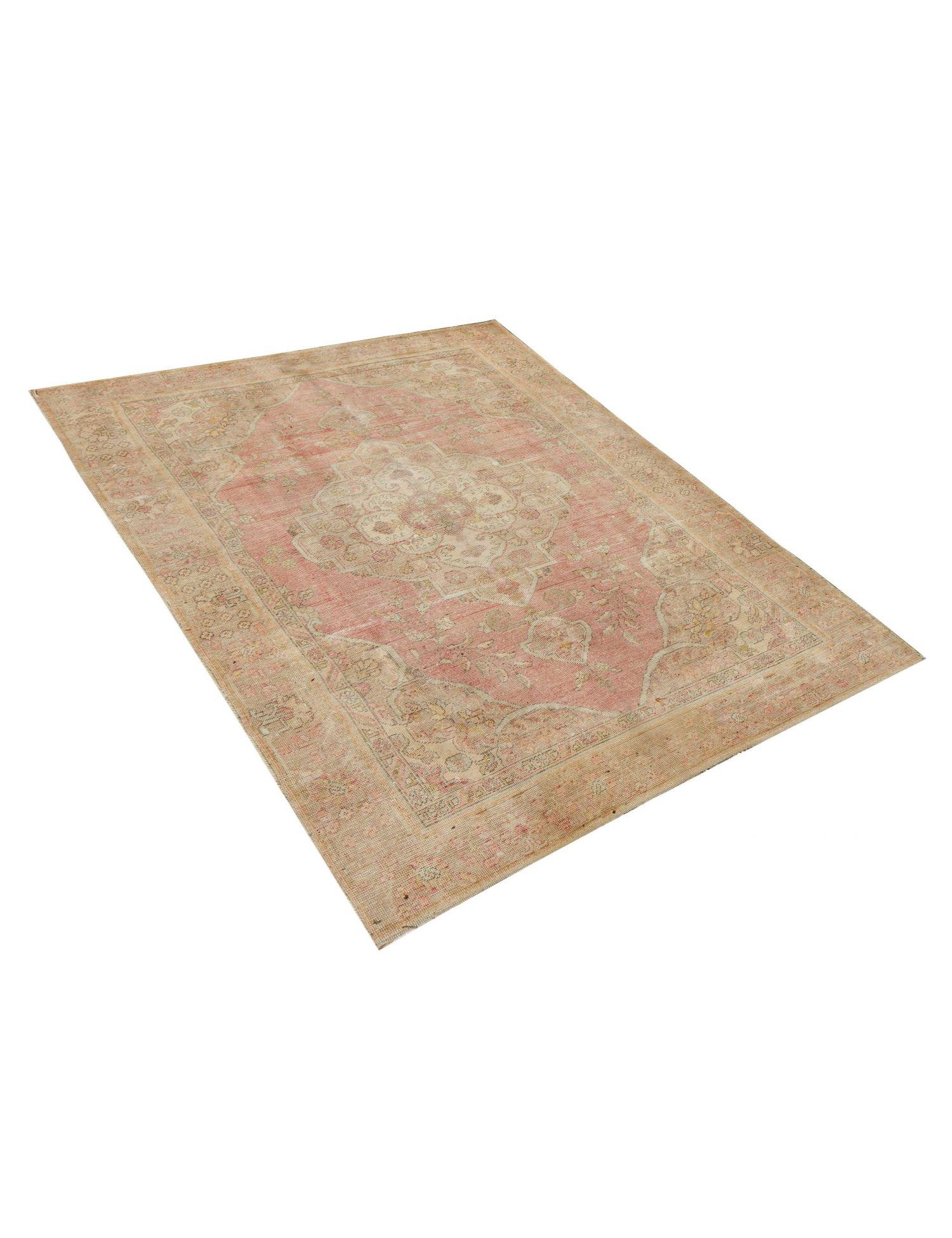 Persischer Vintage Teppich  beige <br/>270 x 180 cm