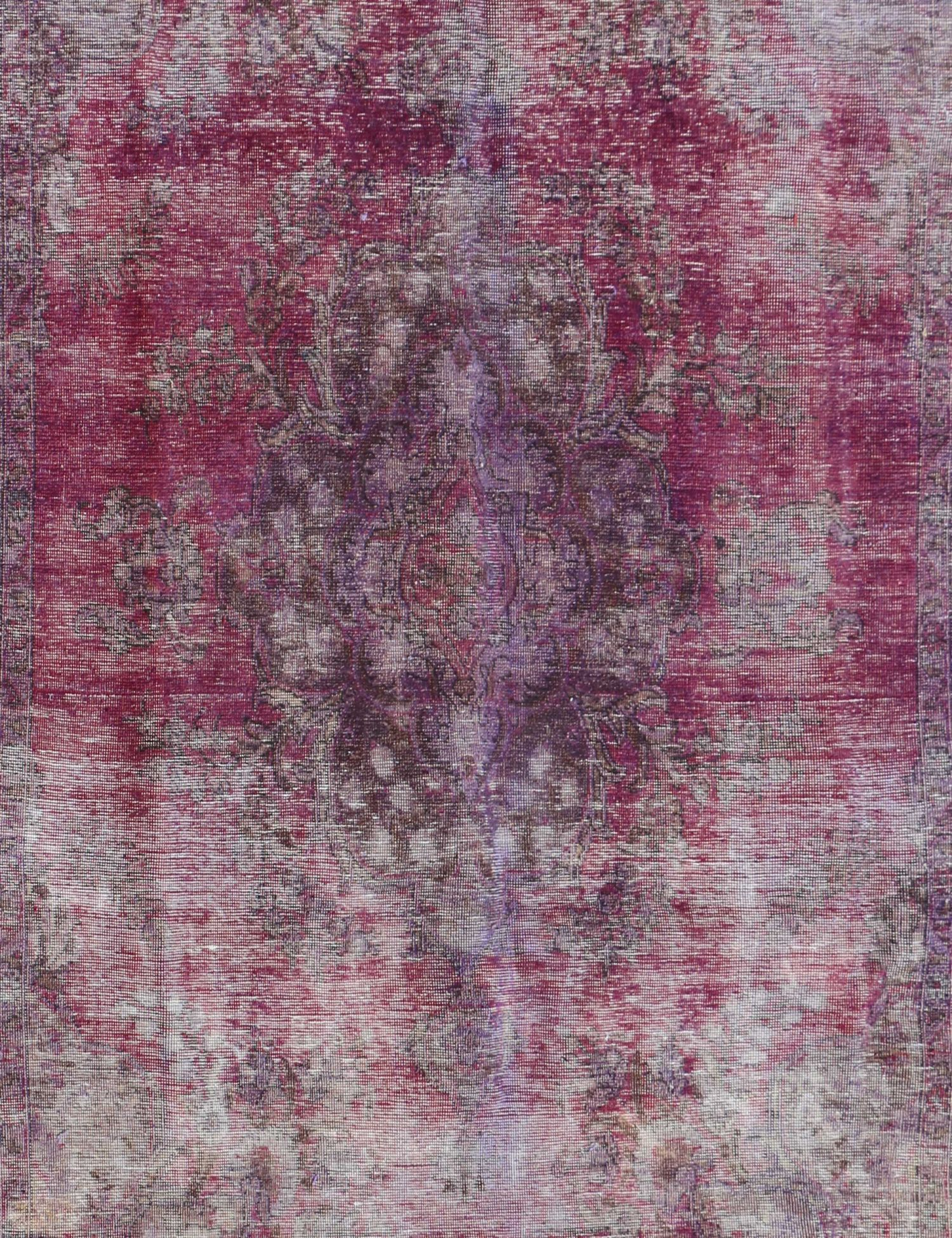 Persian Vintage Carpet  purple  <br/>283 x 203 cm
