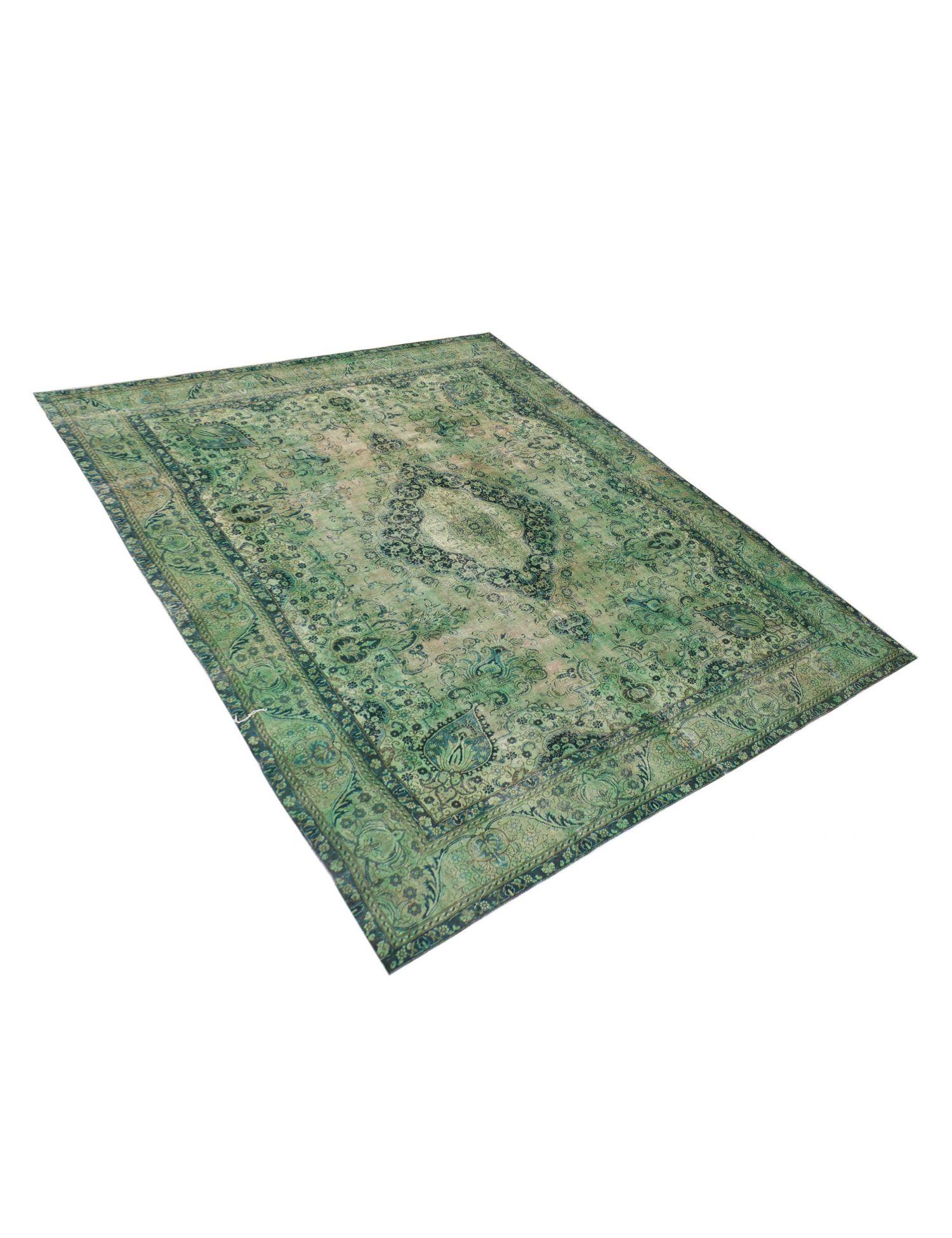 Tappeto Vintage  verde <br/>480 x 337 cm