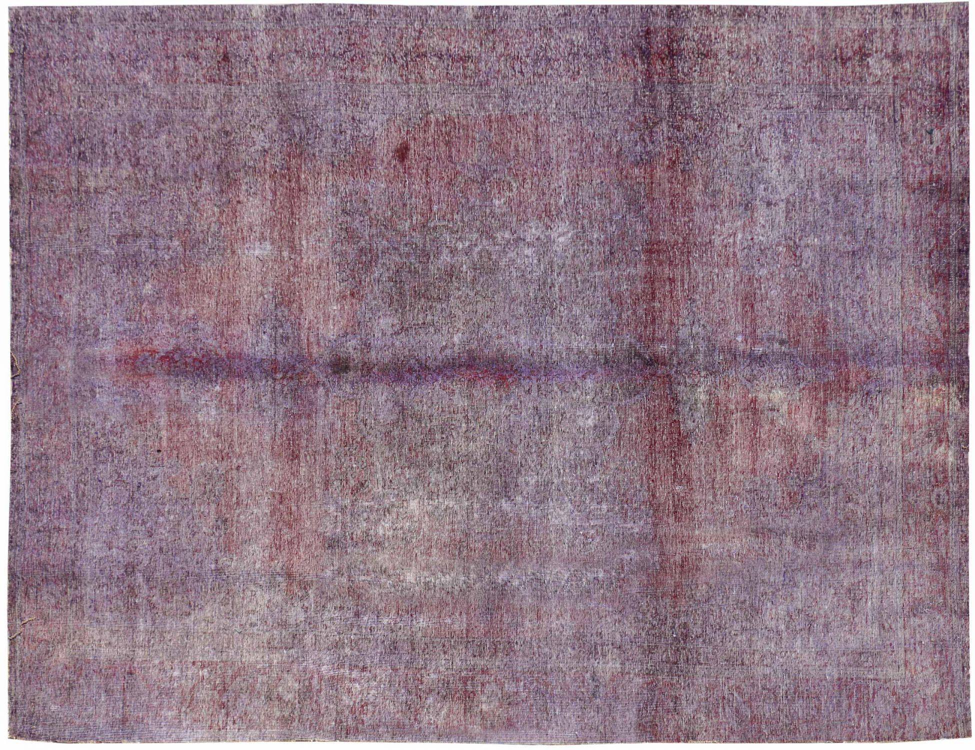 Tappeto Vintage  viola <br/>316 x 210 cm
