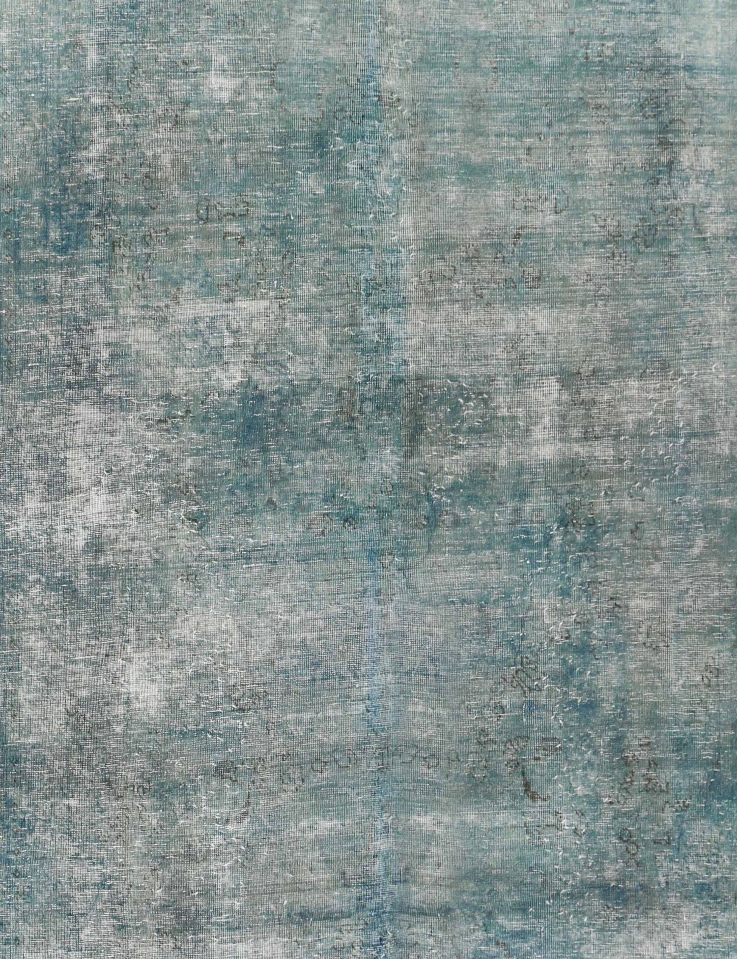 Vintage Tapijt  blauw <br/>283 x 187 cm