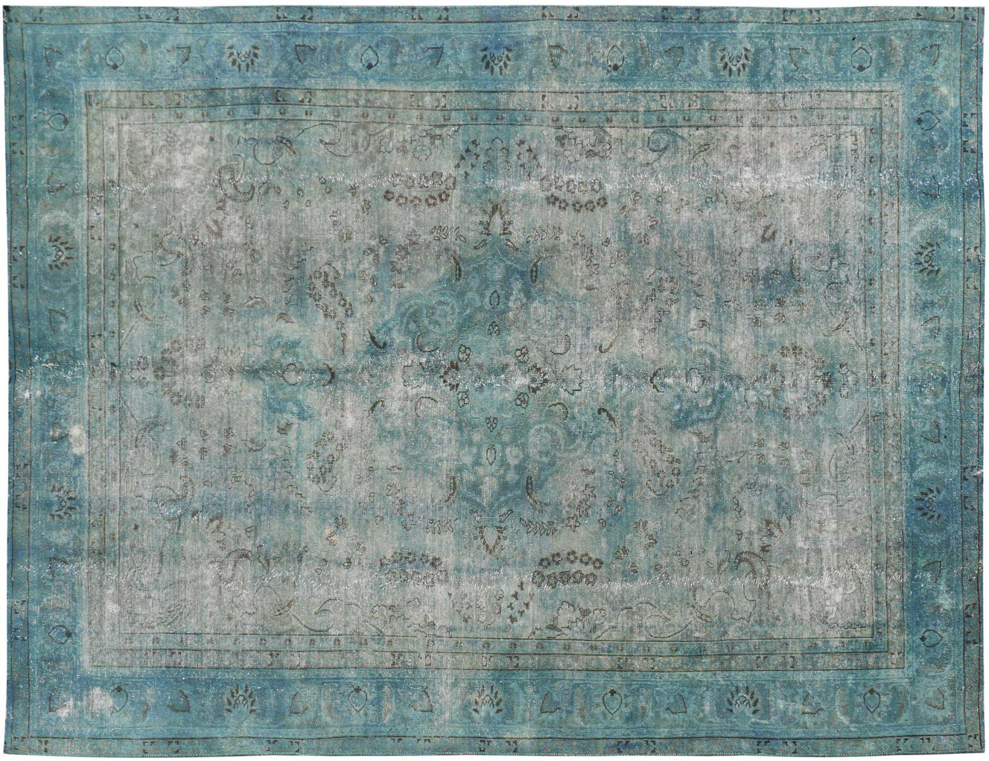 Vintage Teppich  blau <br/>344 x 226 cm