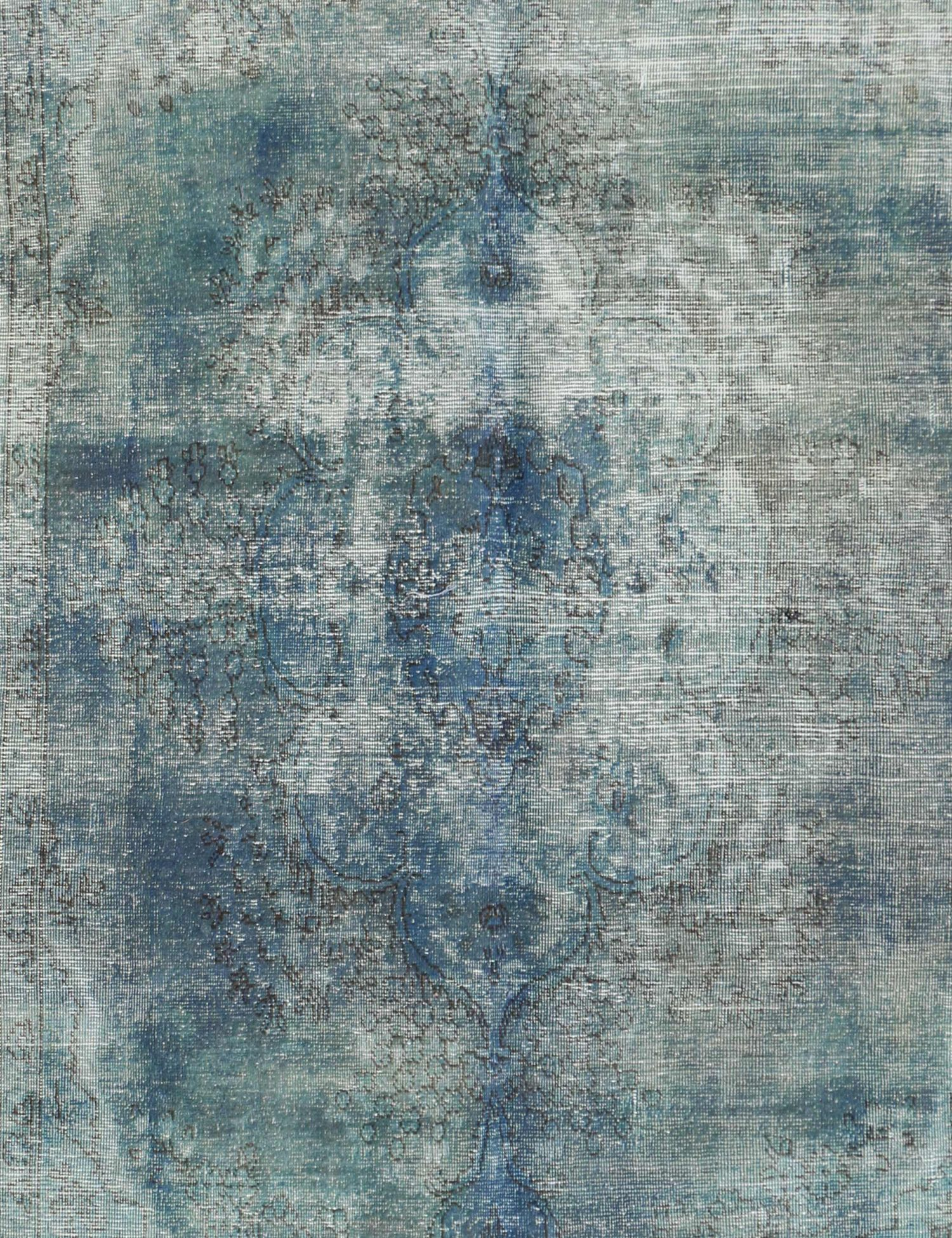 Tappeto Vintage  blu <br/>294 x 196 cm