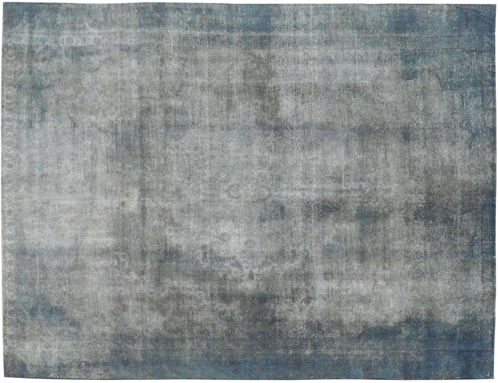 Vintage Carpet  blue <br/>344 x 264 cm