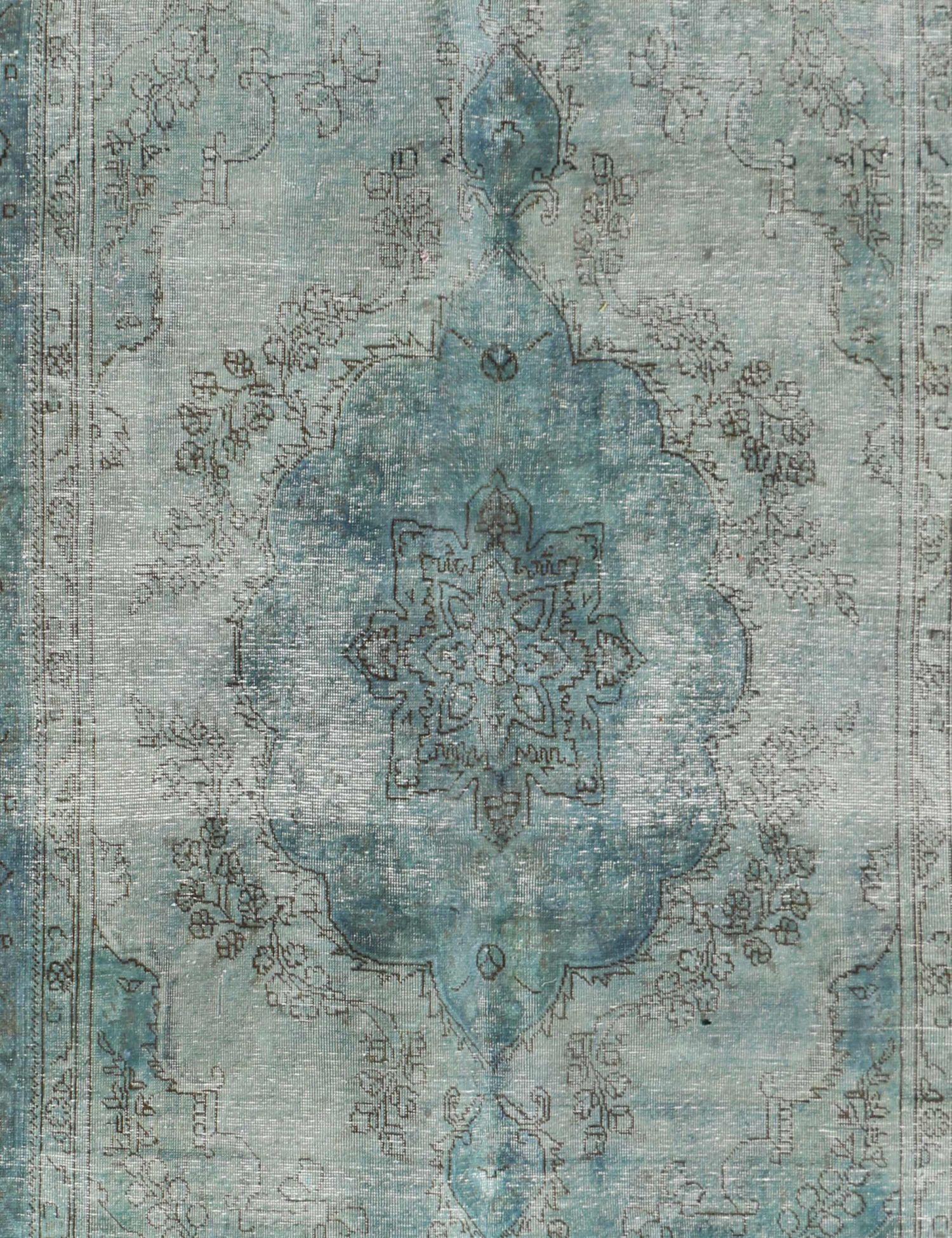 Vintage Tapijt  blauw <br/>283 x 192 cm