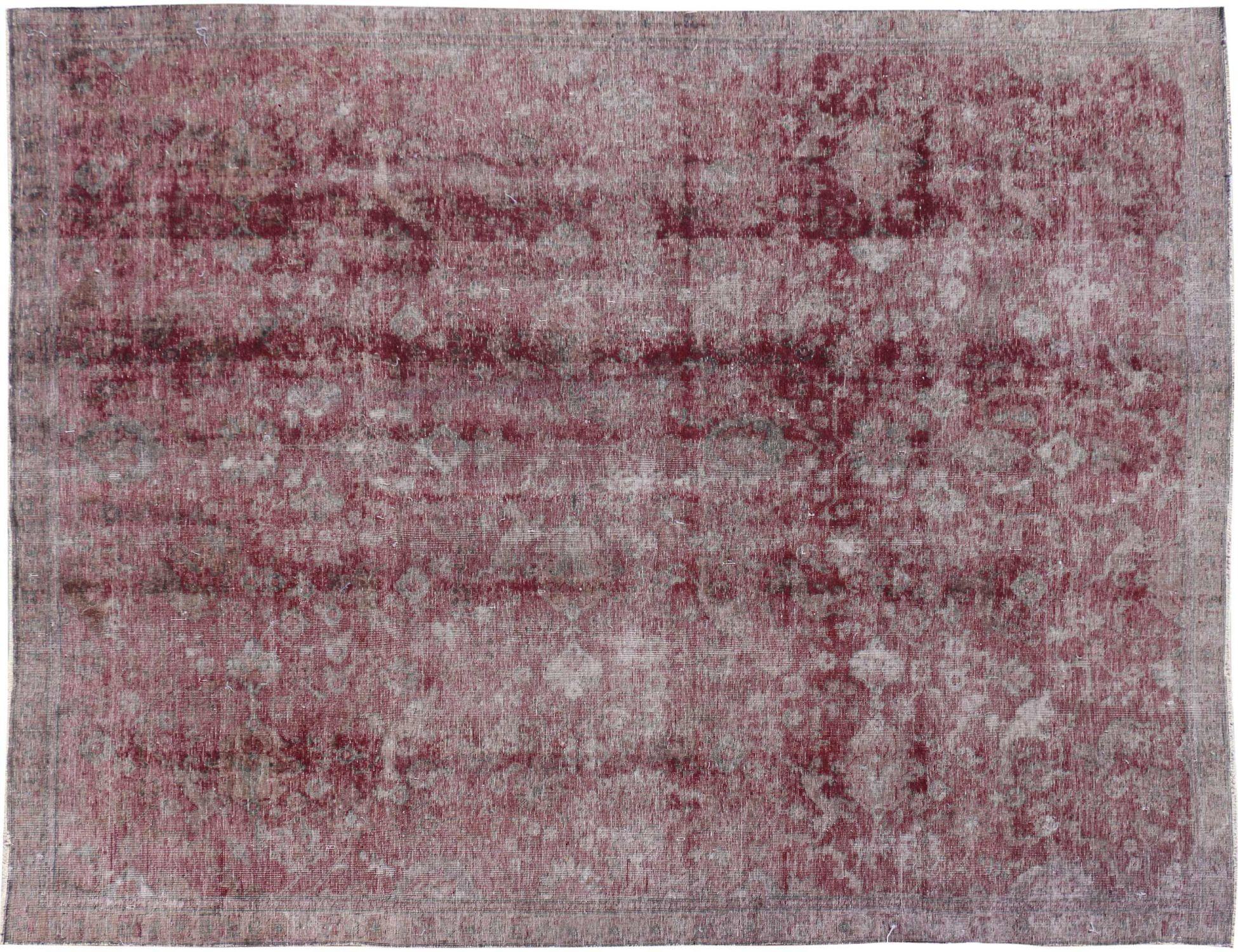 Vintagetæppe  lilla <br/>320 x 233 cm