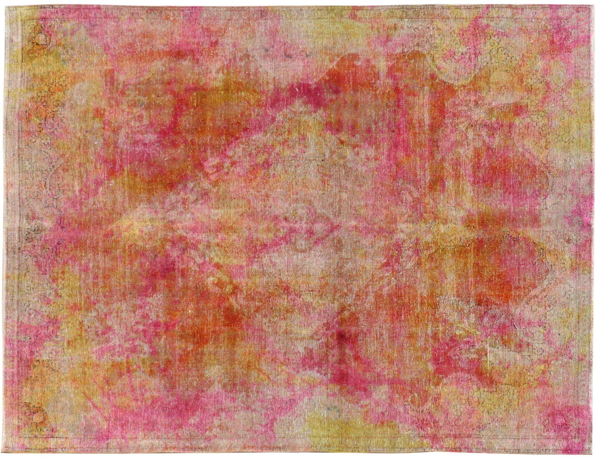 Perzisch Vintage Tapijt  multi kleur <br/>314 x 237 cm
