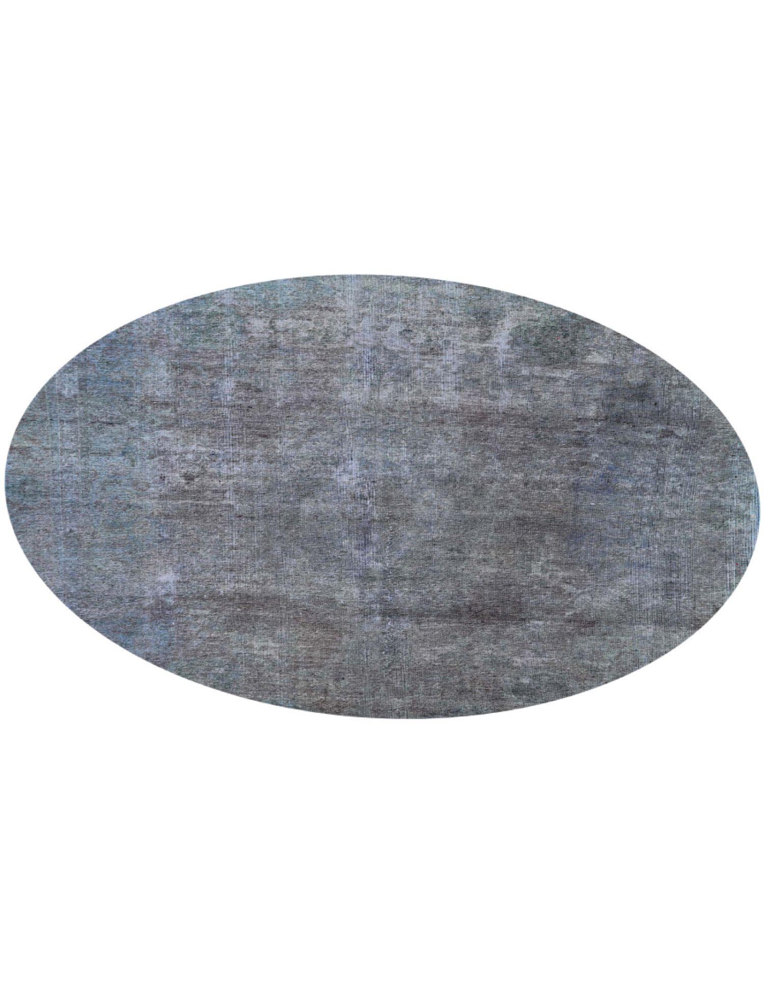 Tappeto Vintage  blu <br/>250 x 250 cm