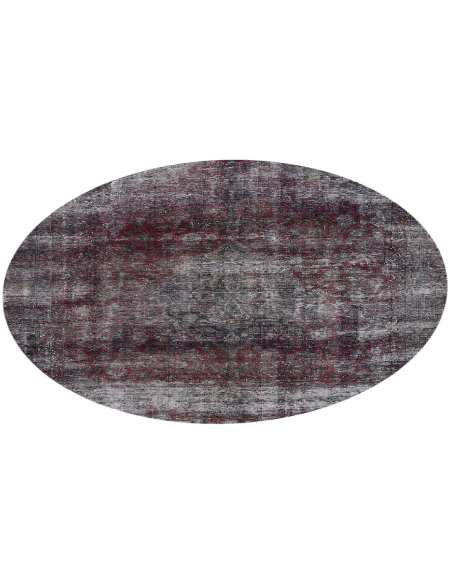 Tappeto Vintage  grigio <br/>253 x 253 cm